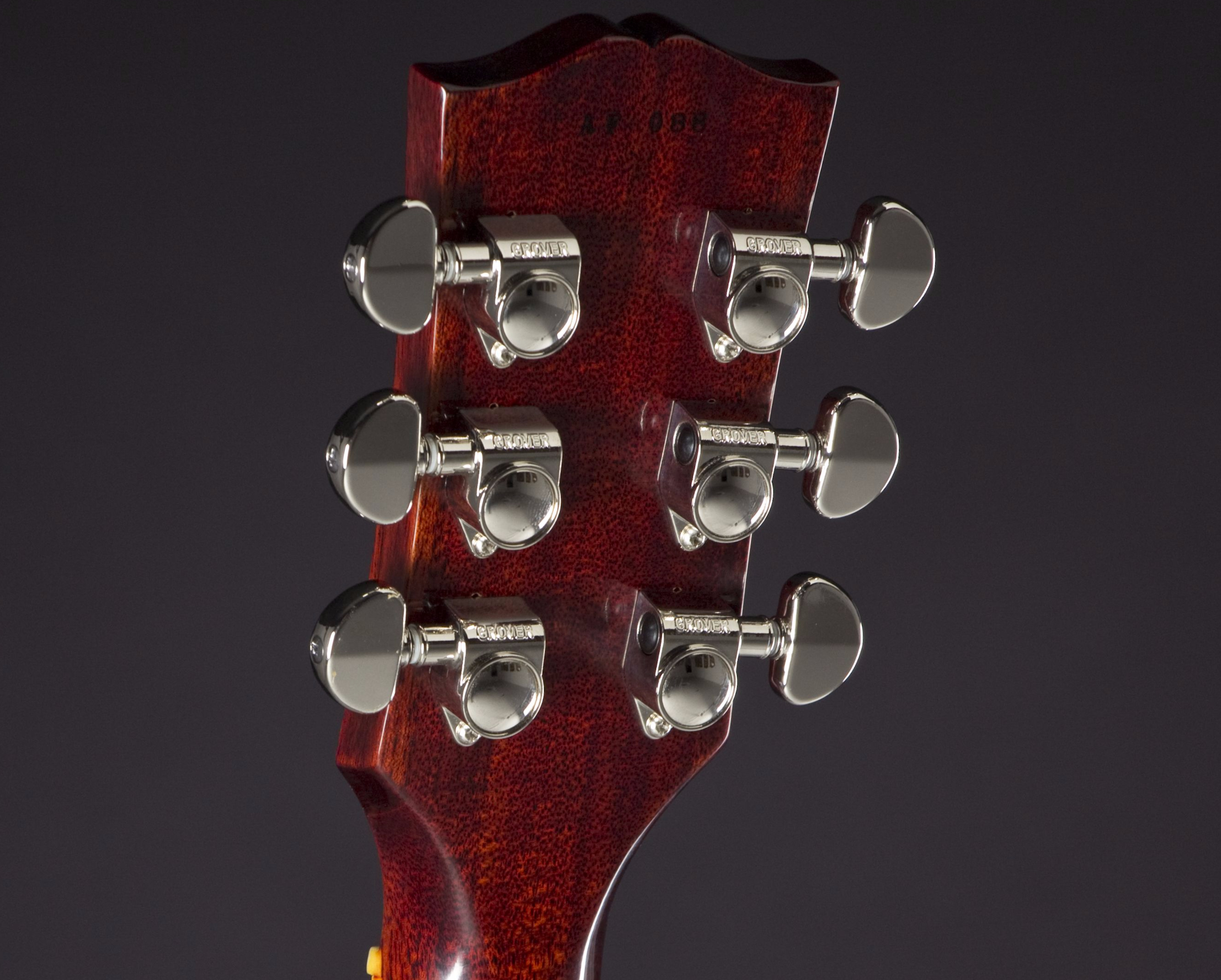 GIBSON Ace Frehley 1959 Les Paul Standard #AF088 Headstock Detail