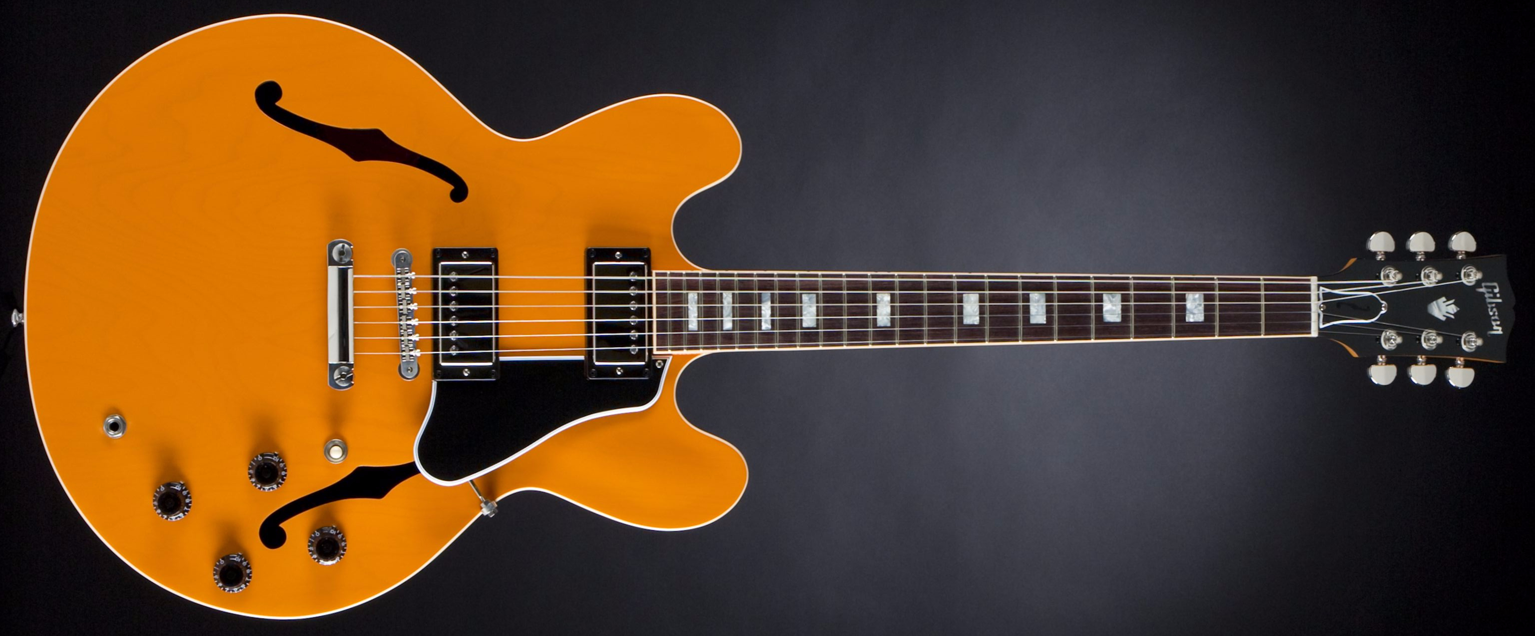 GIBSON ES-335 Tascam Orange