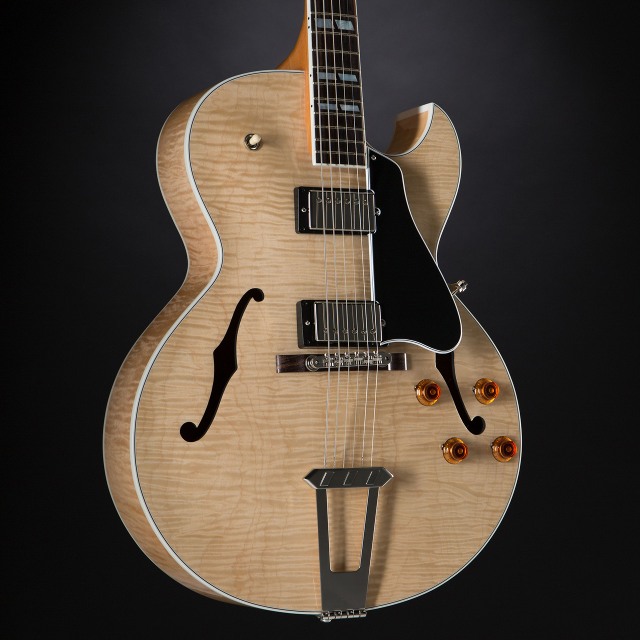 Gibson ES-175 Figured Natural Korpus