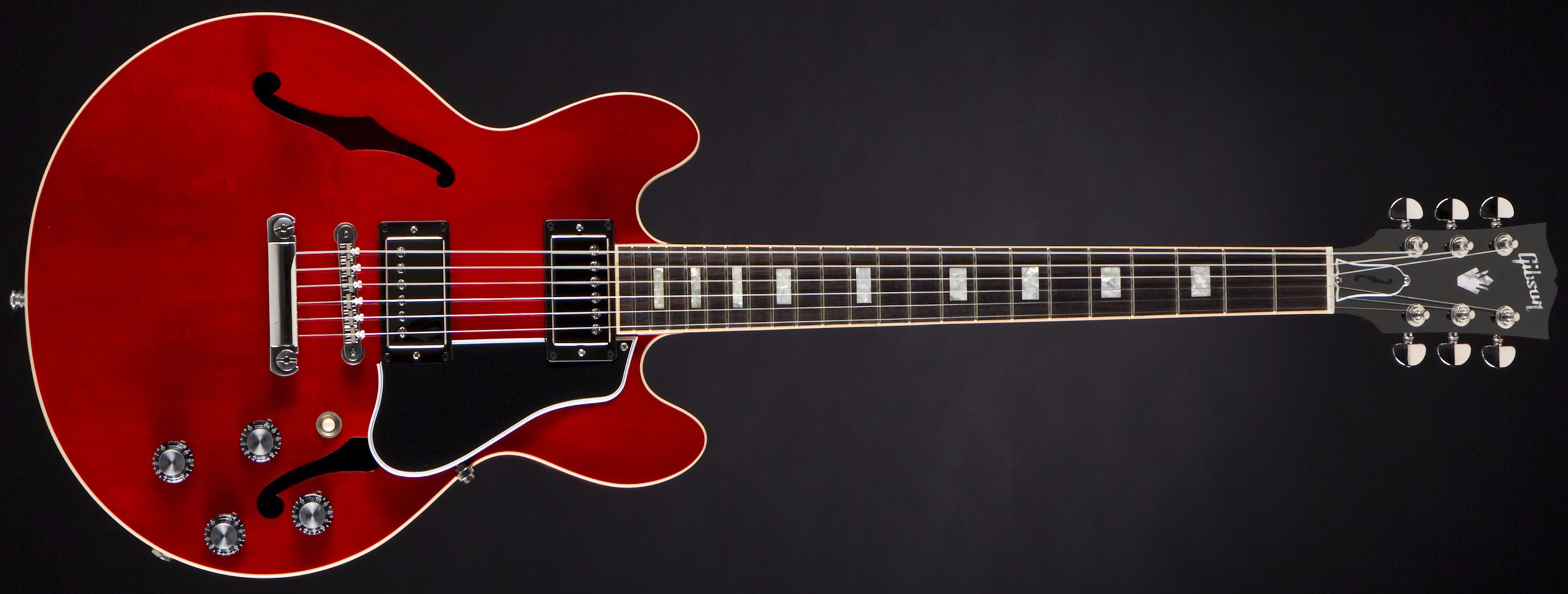 Gibson ES-339 Faded Cherry #11456709