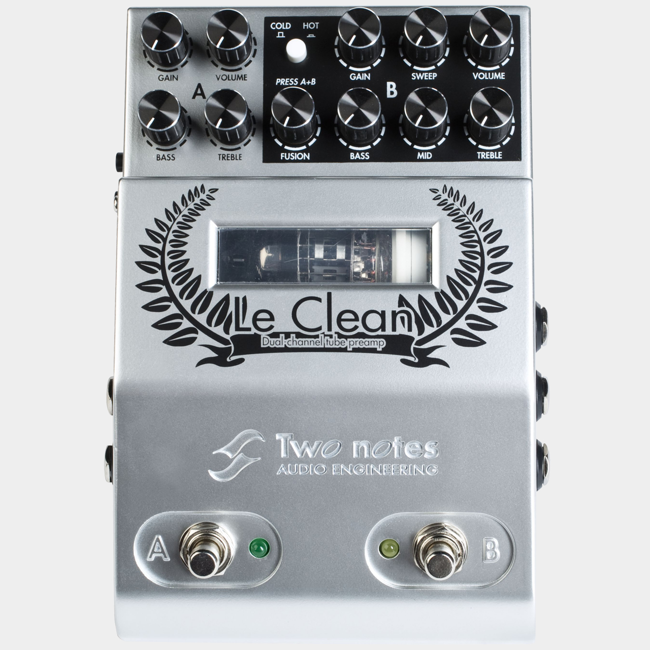 TWO NOTES Les Clean Preamp