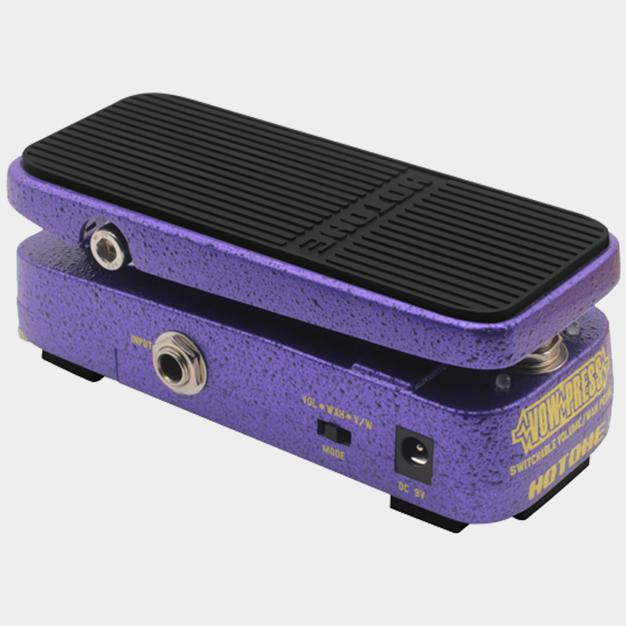 HOTONE Vow Press Wah/Volume Pedal