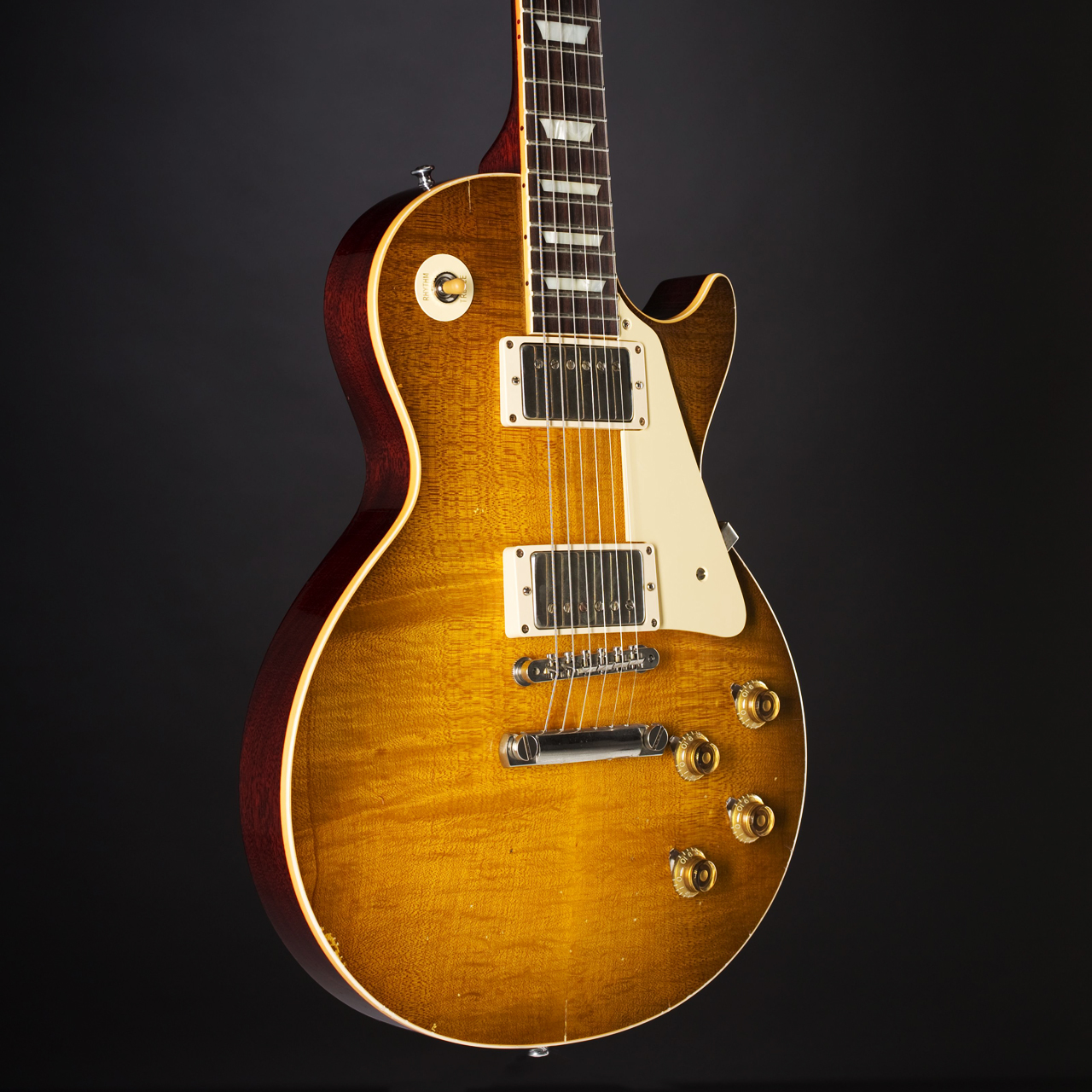 True Historic 1958 Les Paul Korpus