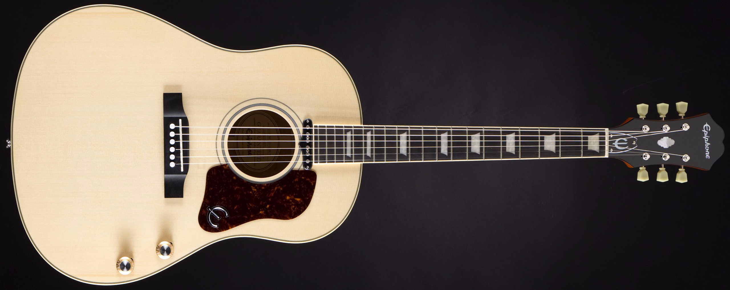 EPIPHONE Limited Edition EJ-160E Natural