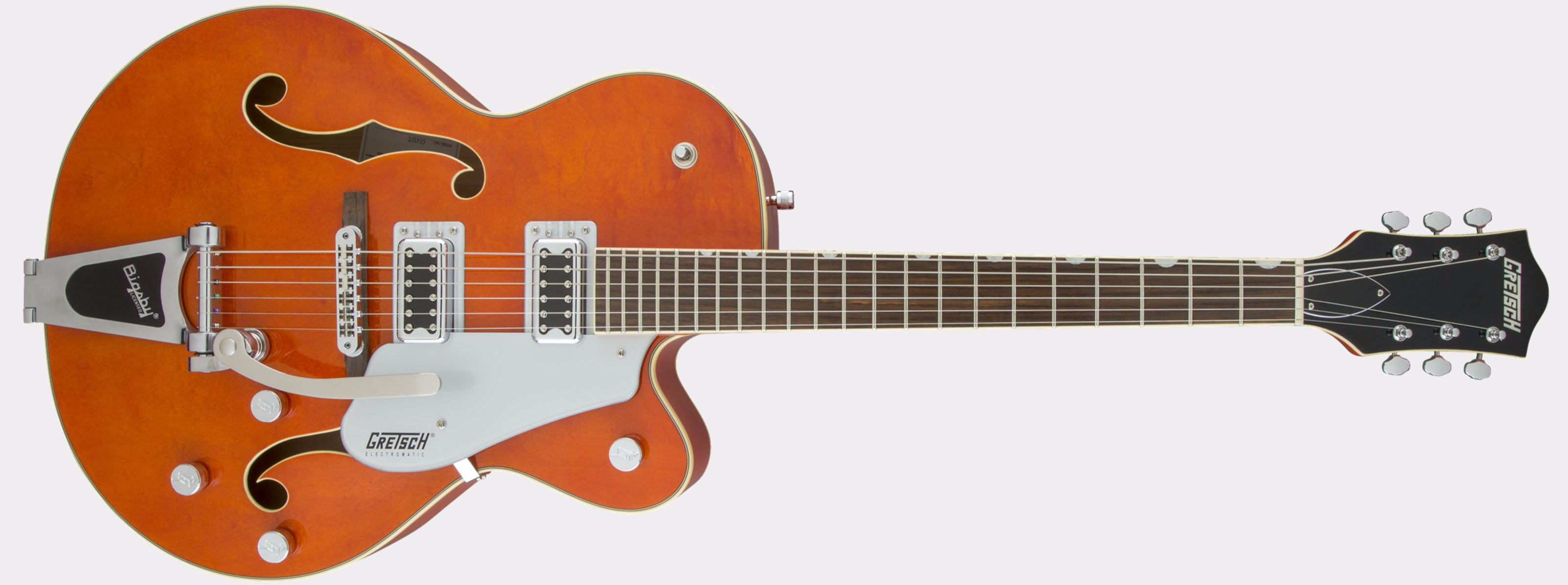 Gretsch G5420T Electromatic Orange Stain Front