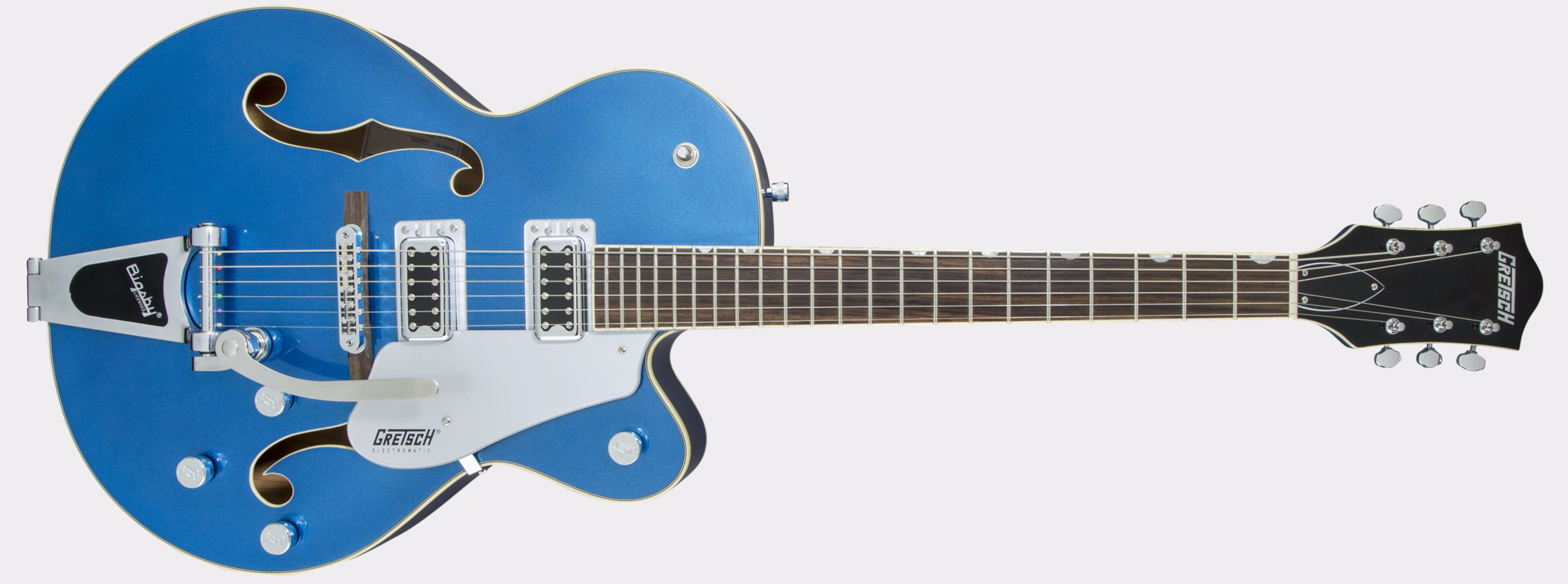 Gretsch G5420T Electromatic Fairlane Blue Front