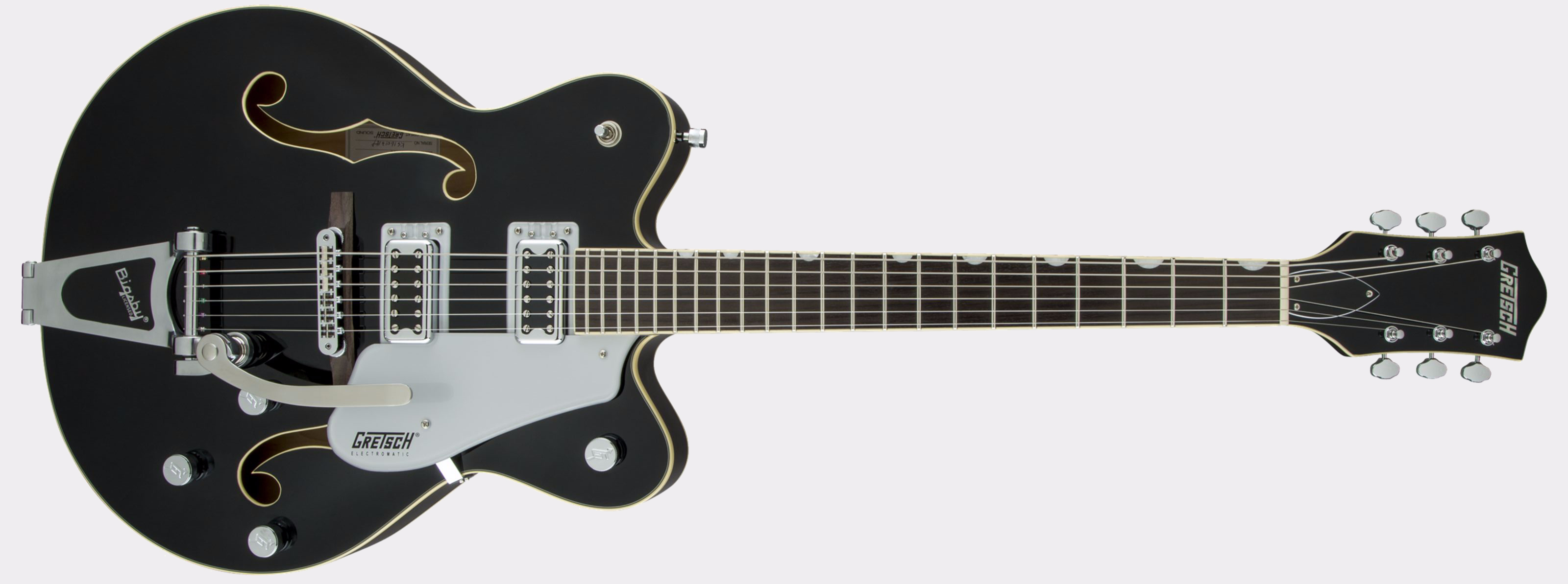 Gretsch G5422T Electromatic Black Front