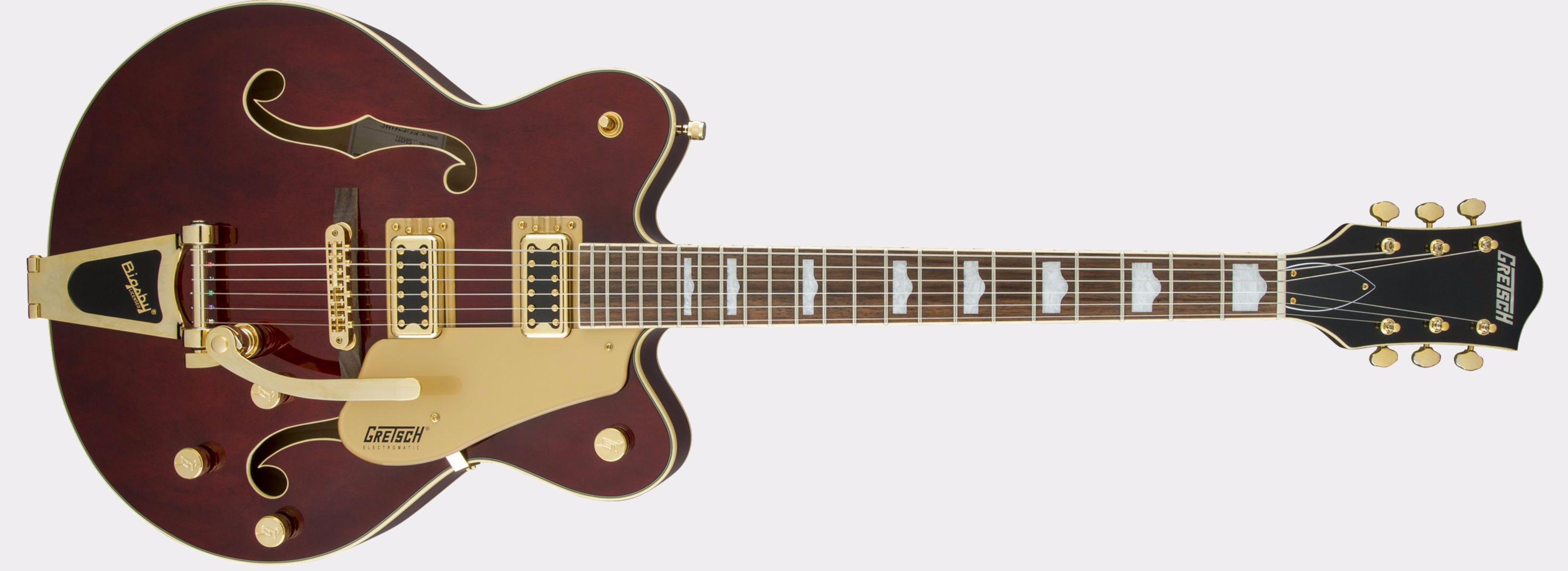 Gretsch G5422T Electromatic Walnut Stain Front