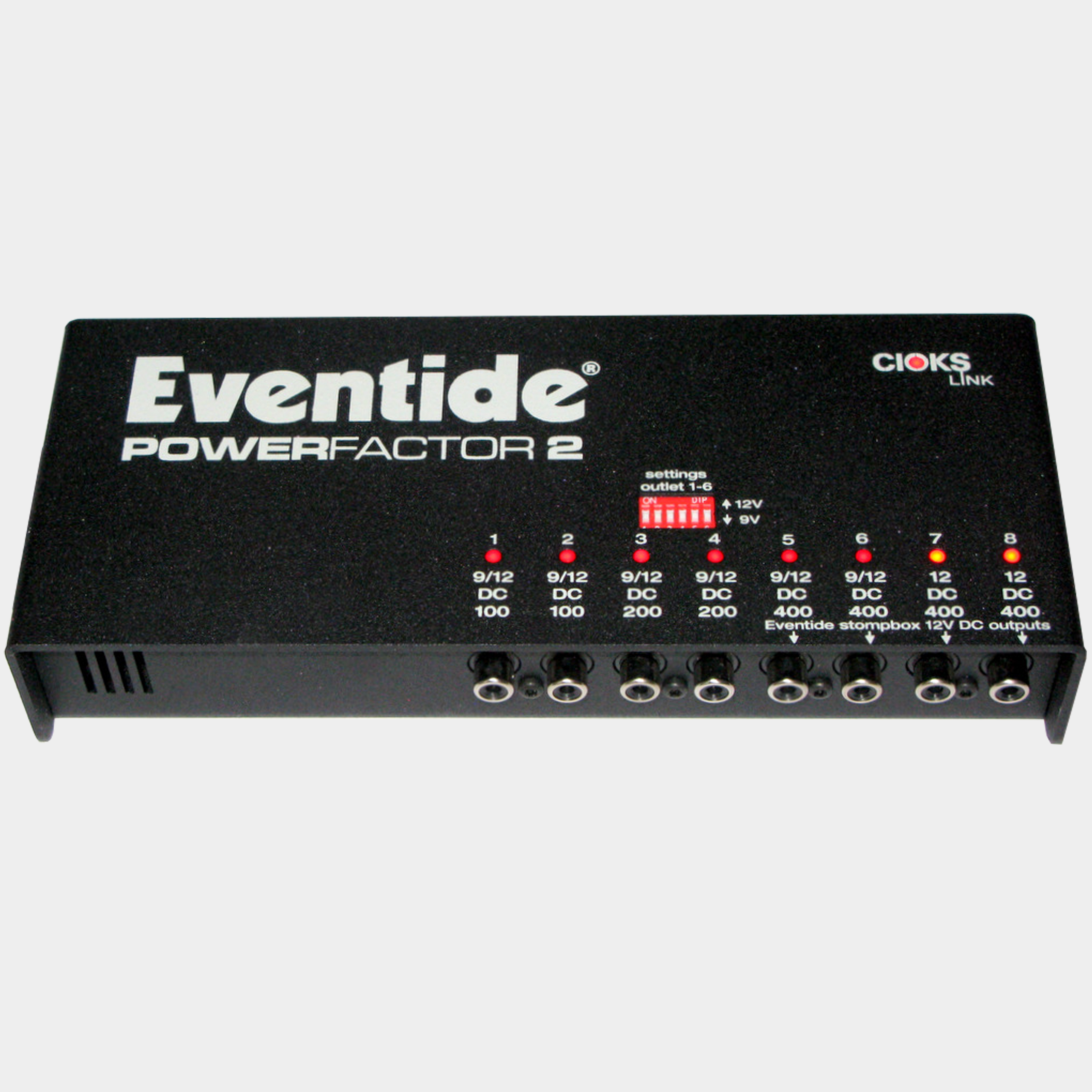 CIOKS Eventide Power Factor 2