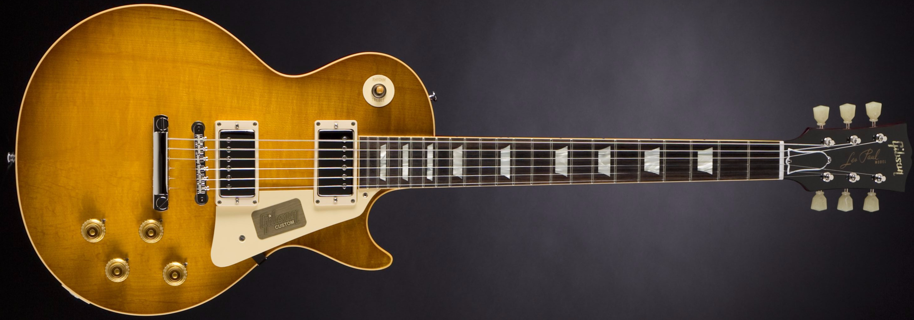 1958 True Historic Les Paul Standard Front