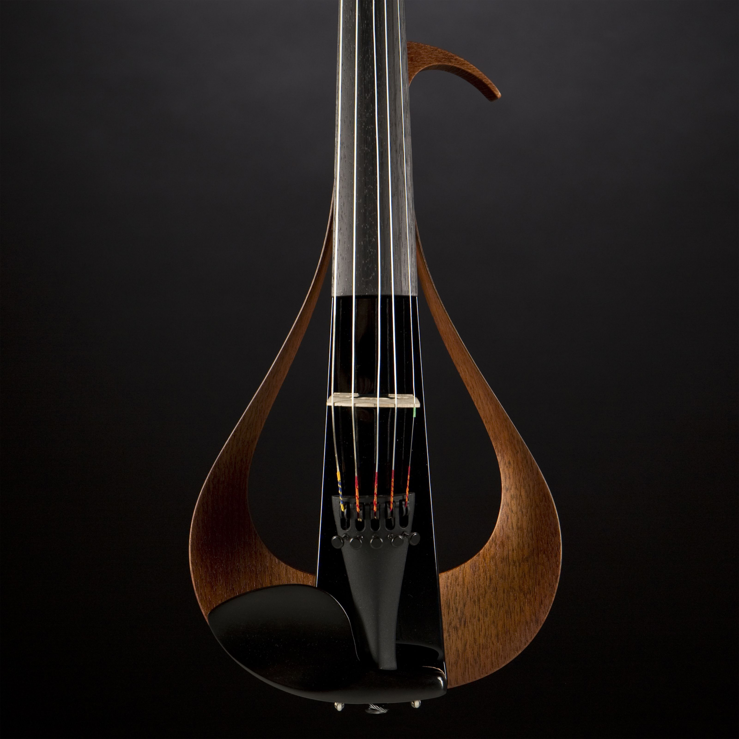 YAMAHA YEV-105 Electric Violin Trans Black