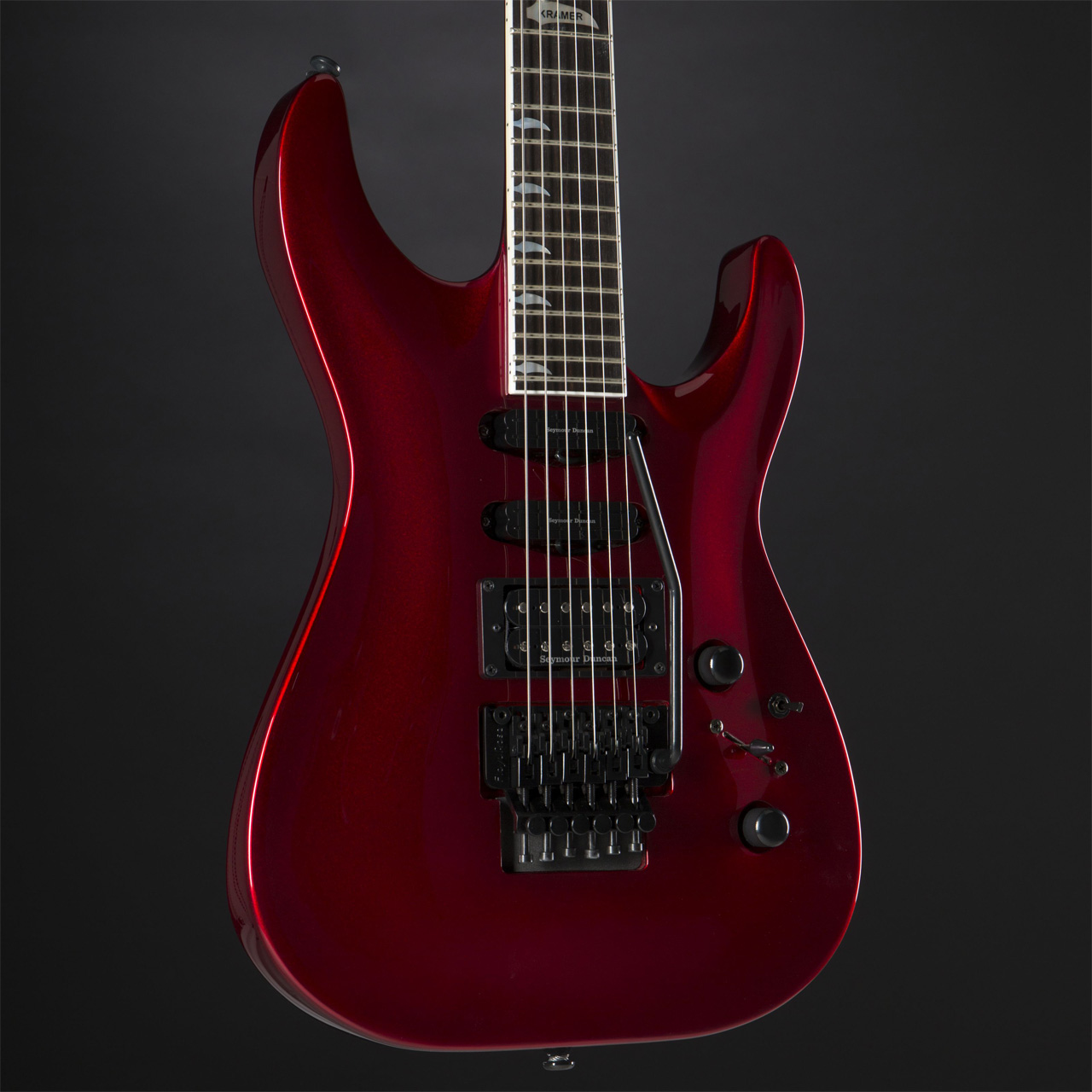 KRAMER SM-1 Candy Red Korpus