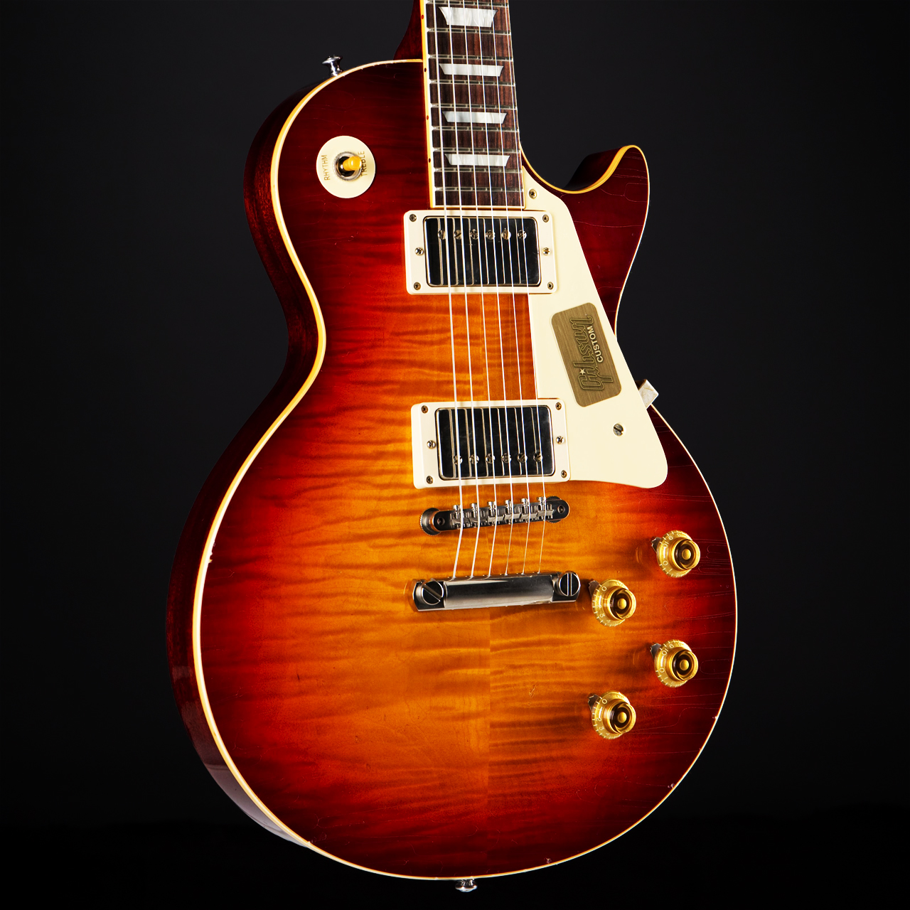 Gibson 1959 True Historic Les Paul Aged Cherry Burst Korpus