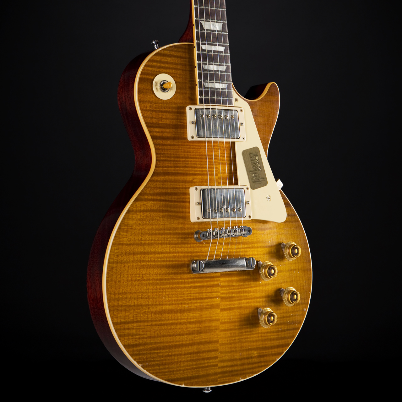 Gibson 1959 True Historic Les Paul Aged Lemon Burst Korpus