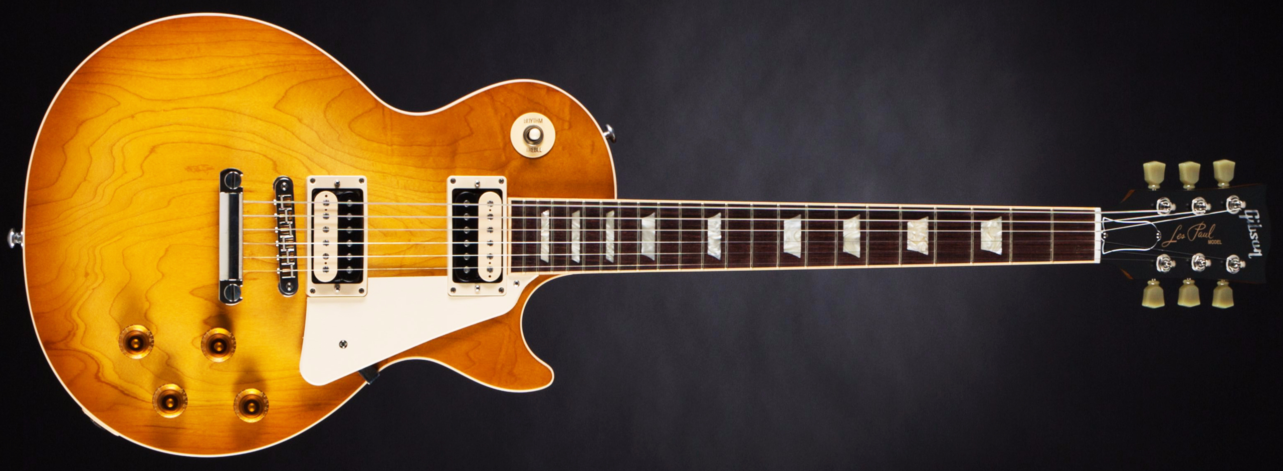 GIBSON Les Paul '50s Standard Faded Honey Burst
