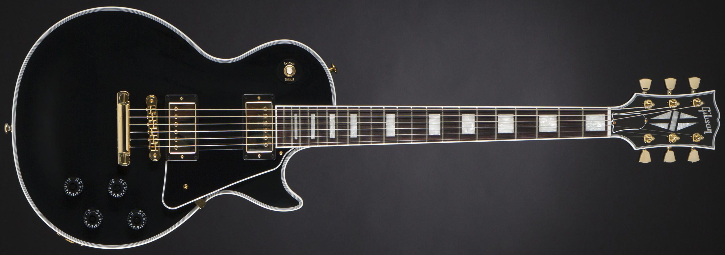 GIBSON Les Paul Classic Custom Light 2016 Ebony