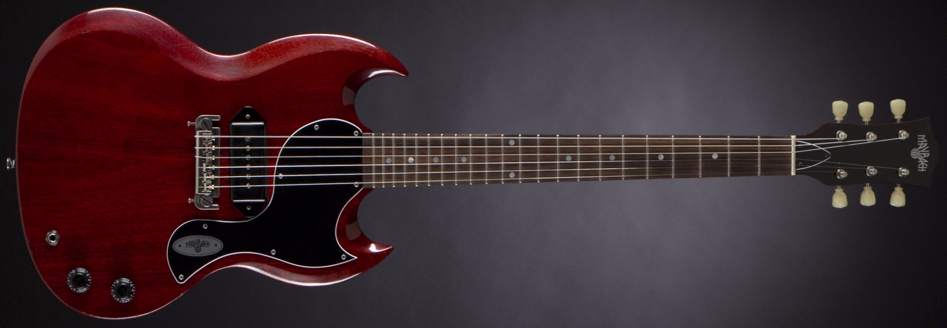 maybach albatroz '65 dark winered aged - music store professional