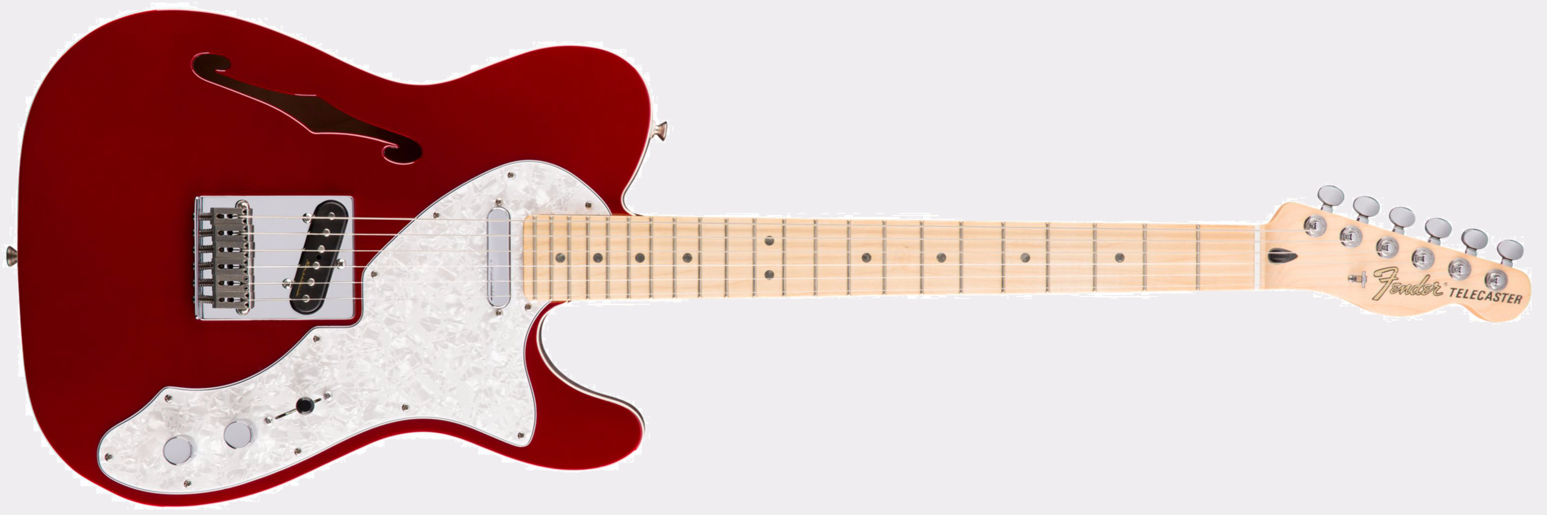 Deluxe Tele Thinline CAR Front