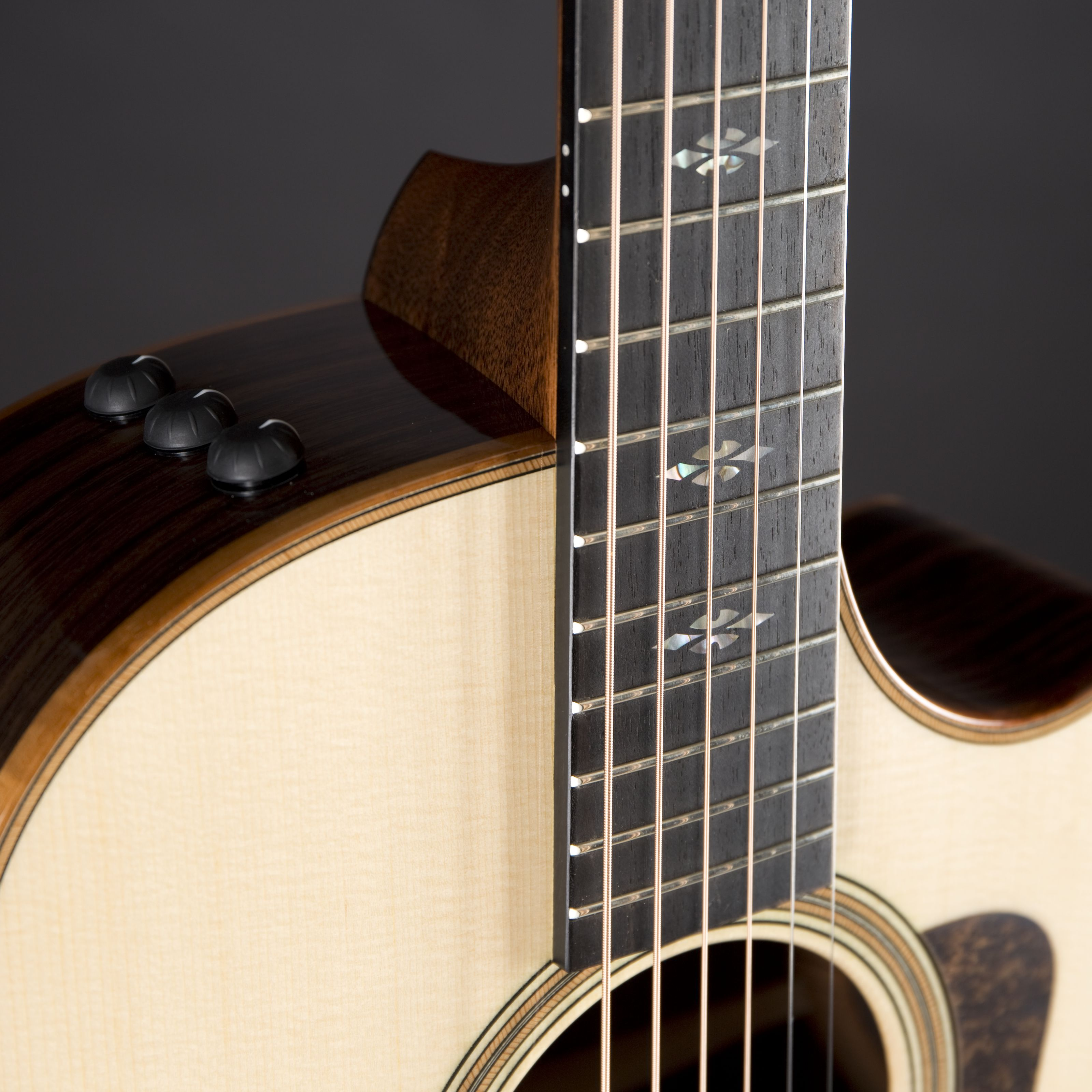 Taylor 712ce Grand Concert 2016 Natural