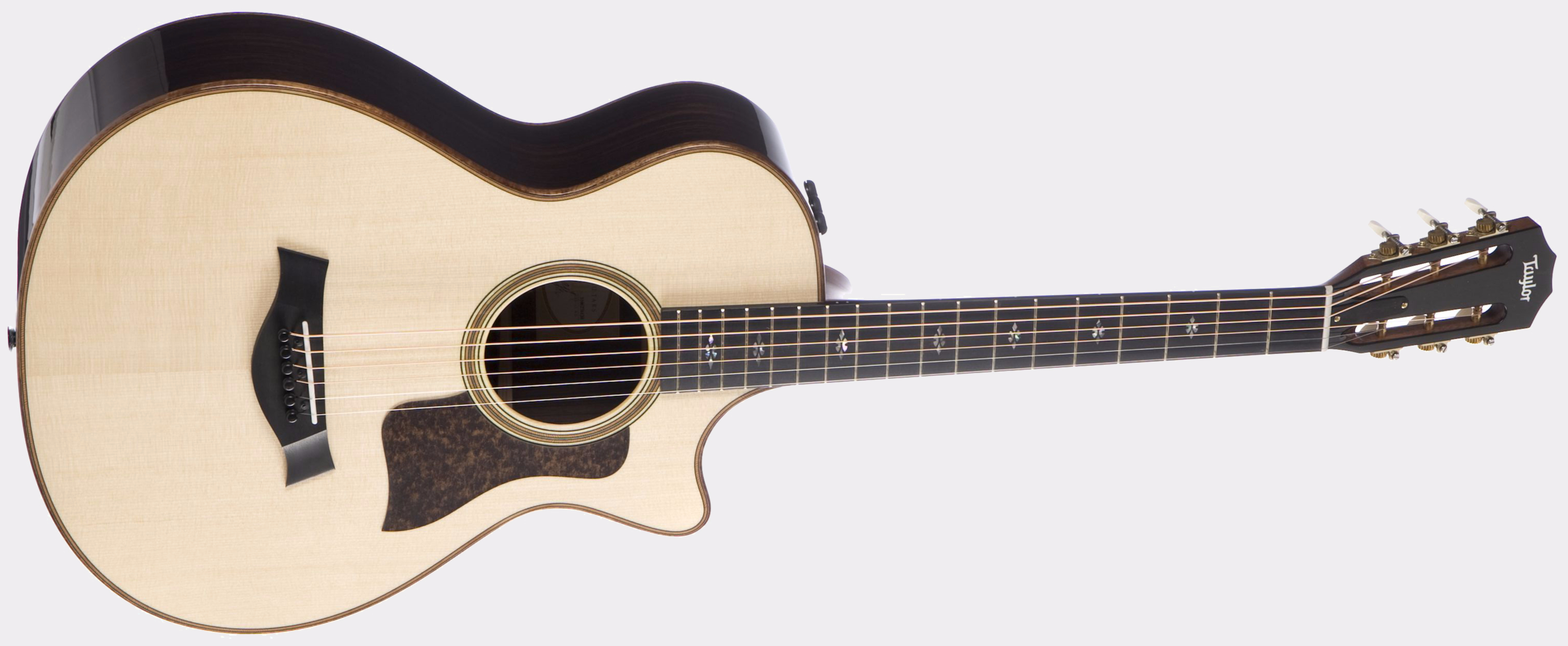 Taylor 712ce 12-Fret Grand Concert Natural 2016