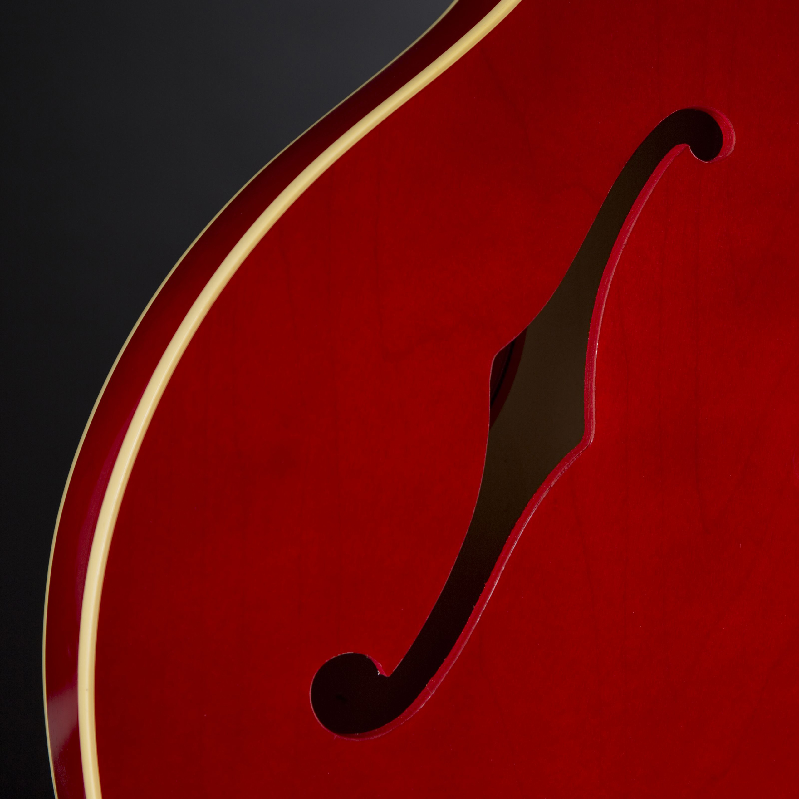 GIBSON 1959 ES-335 Dot Plain Faded Cherry #96052 Detail