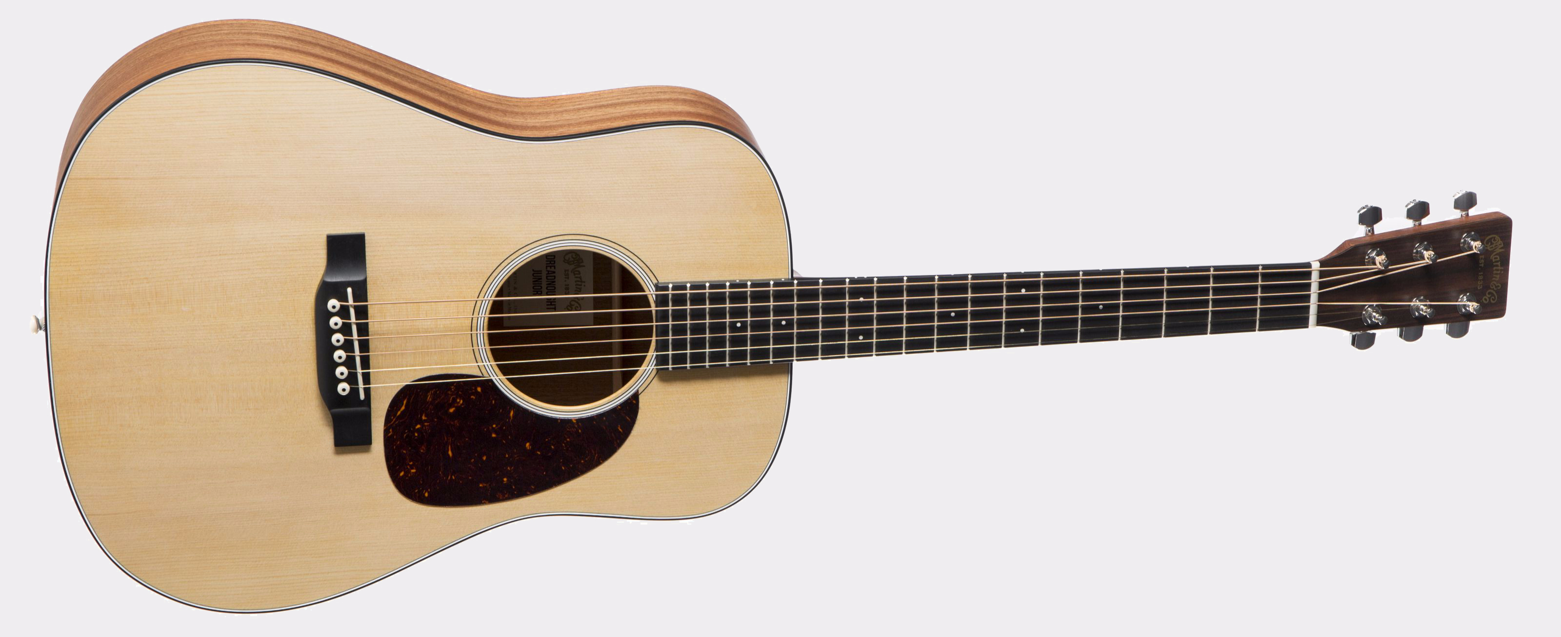 Martin Guitars D JR. Natural