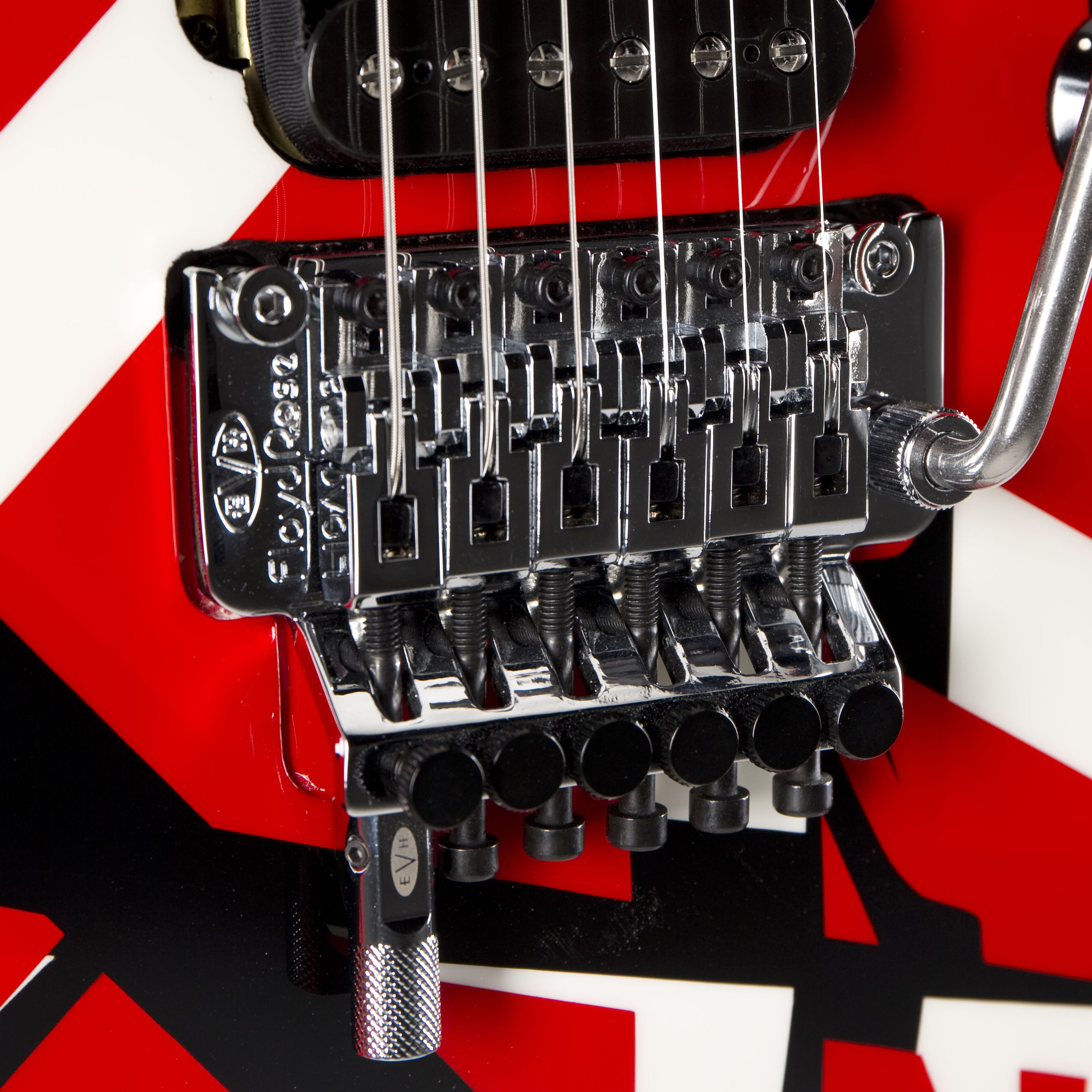 EVH Wolfgang Special Striped Floyd
