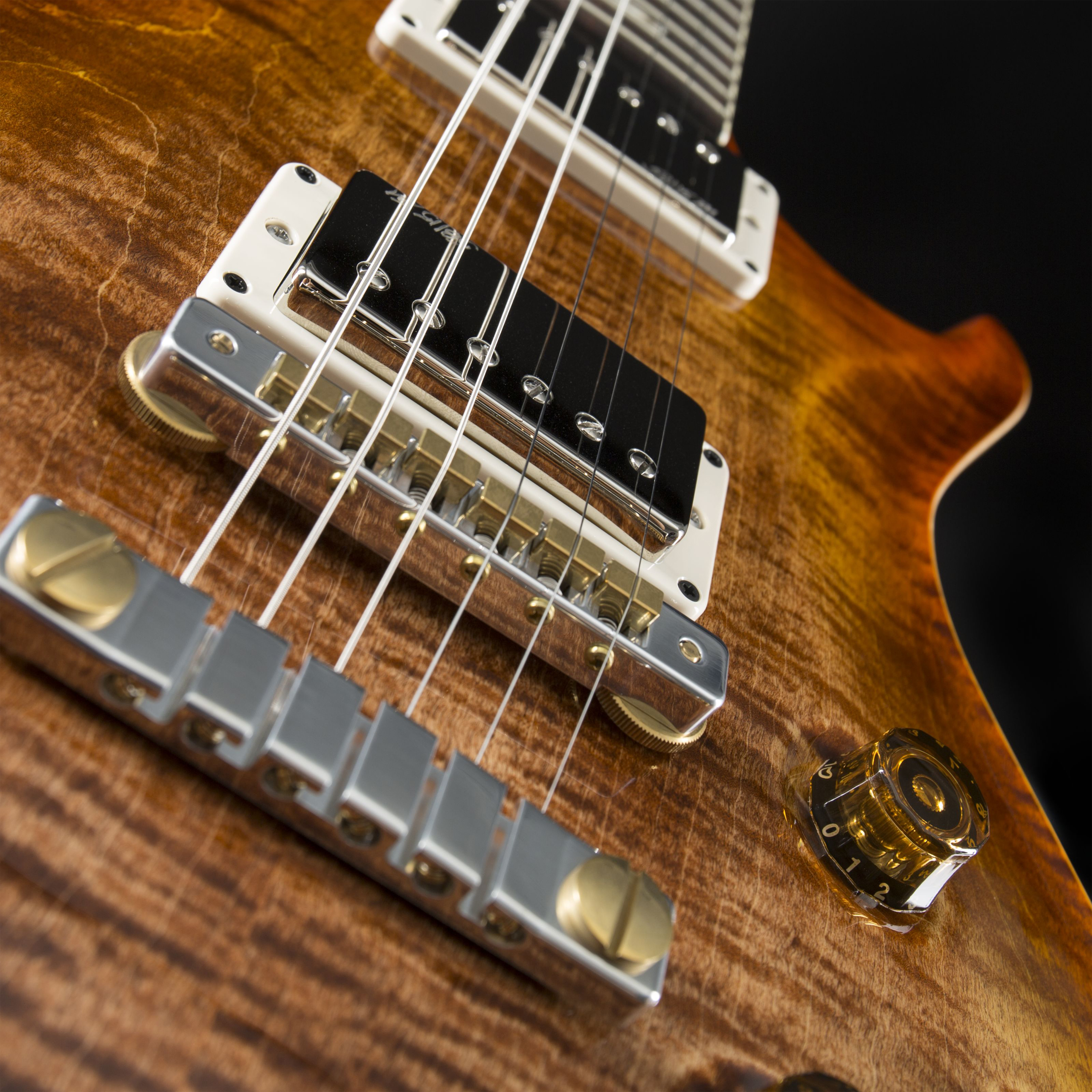 PRS SC 245 Autumn Sky 16 226616 Pickups