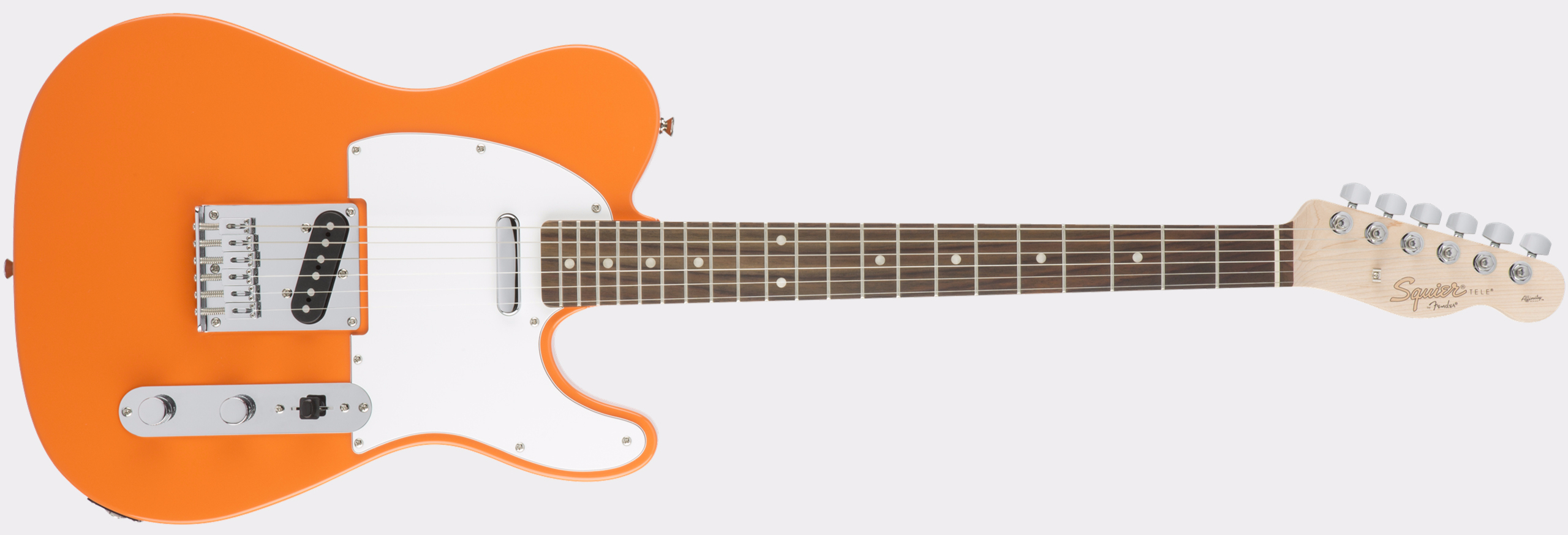 SQUIER Affinity Series Telecaster RW Competition Orange