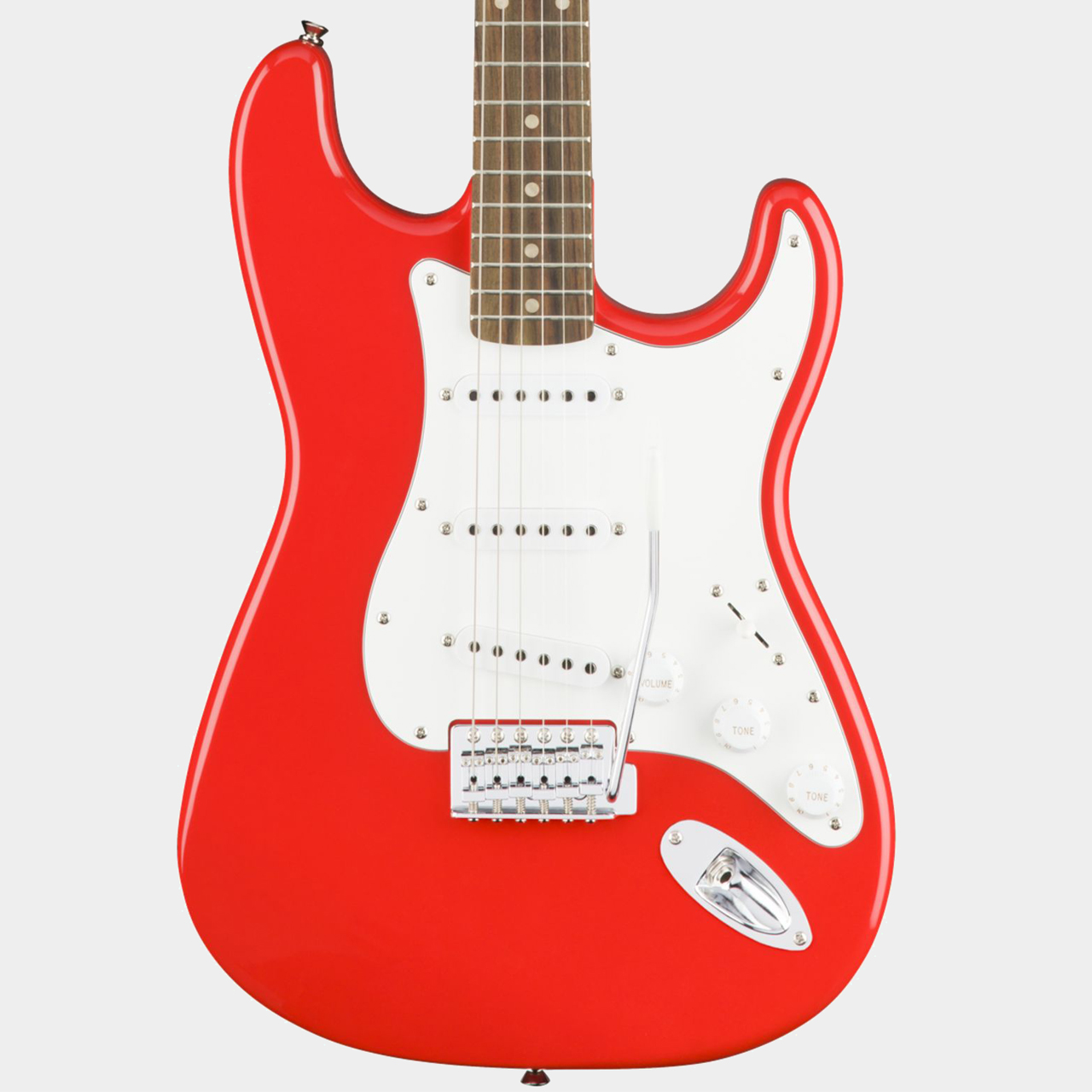 Squier Affinity Strat RW Race Red Body