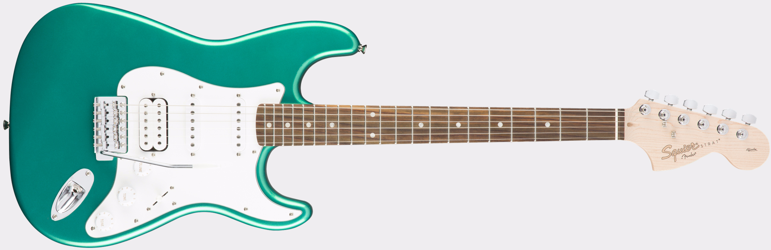 SQUIER Affinity Series Stratocaster HSS RW Race Green