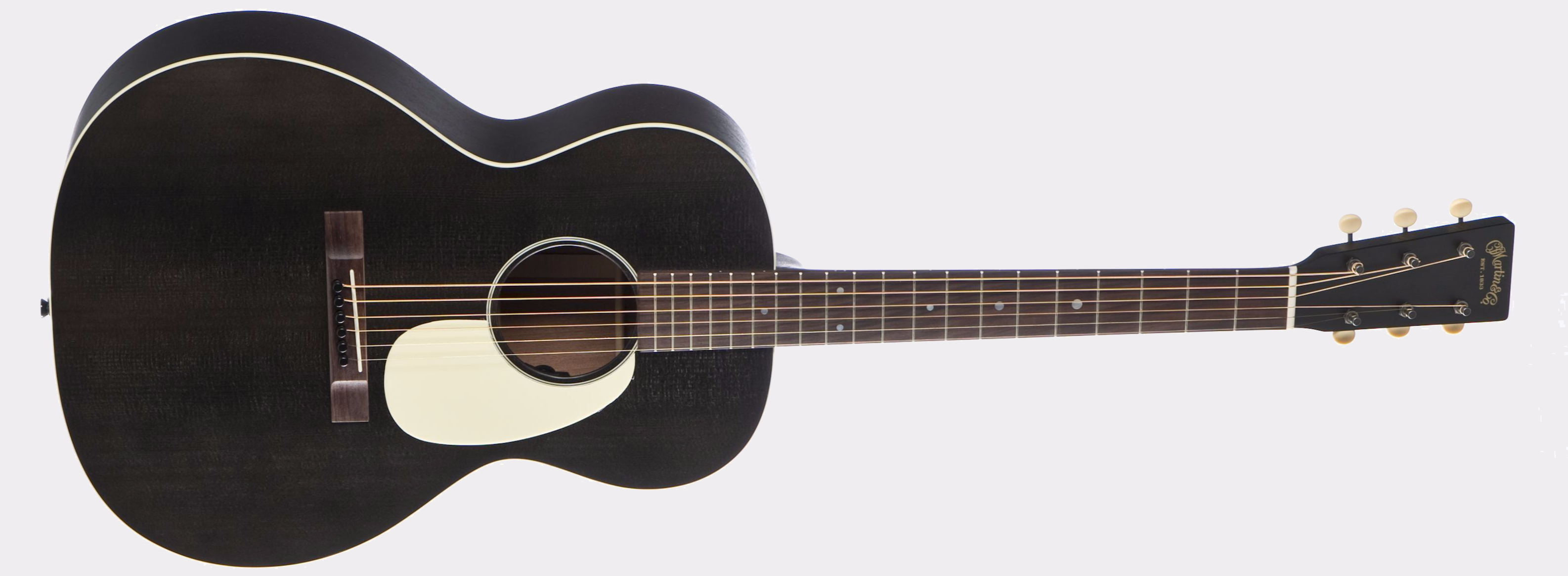 Martin Guitars 00L-17E Black Smoke
