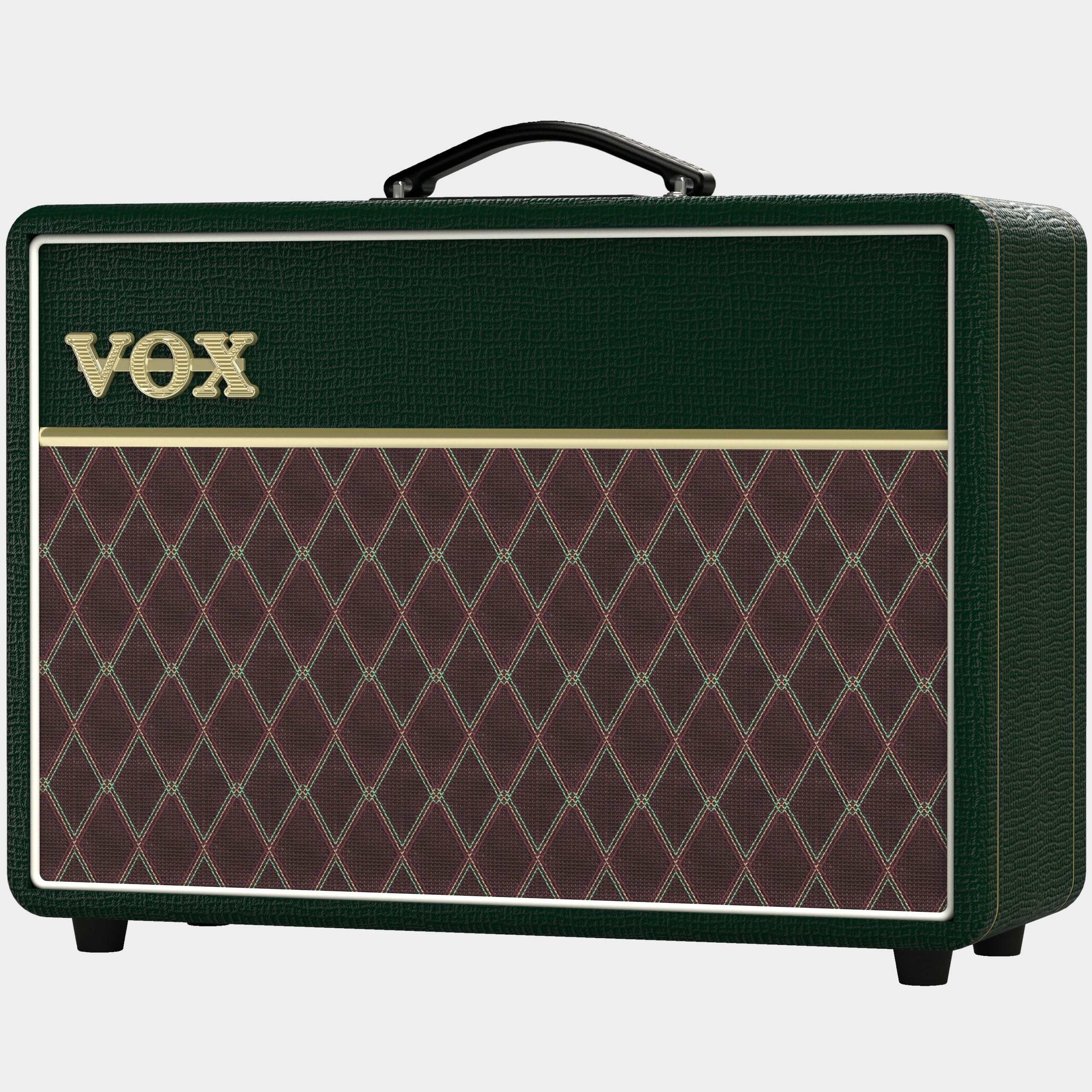 VOX AC10C1 Limited Edition British Racing Green