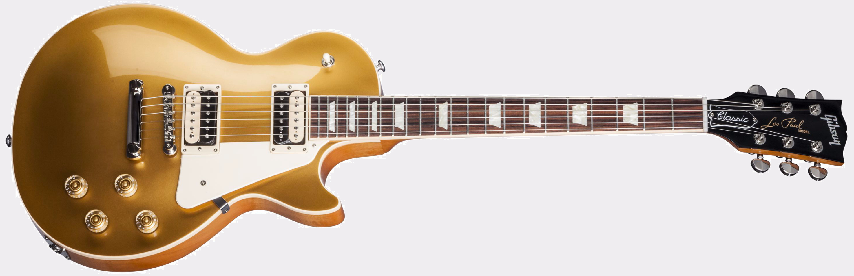 Gibson Les Paul Classic 2017 T GT Front