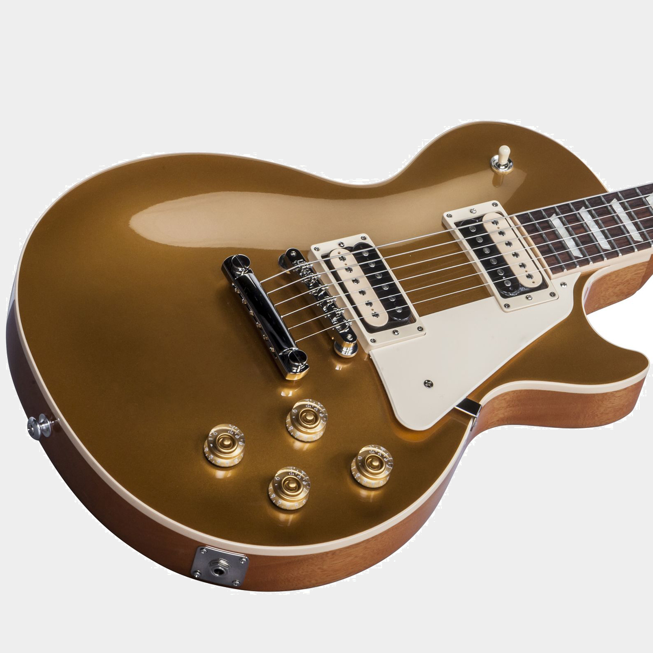Gibson Les Paul Classic 2017 T Gold Top Korpus