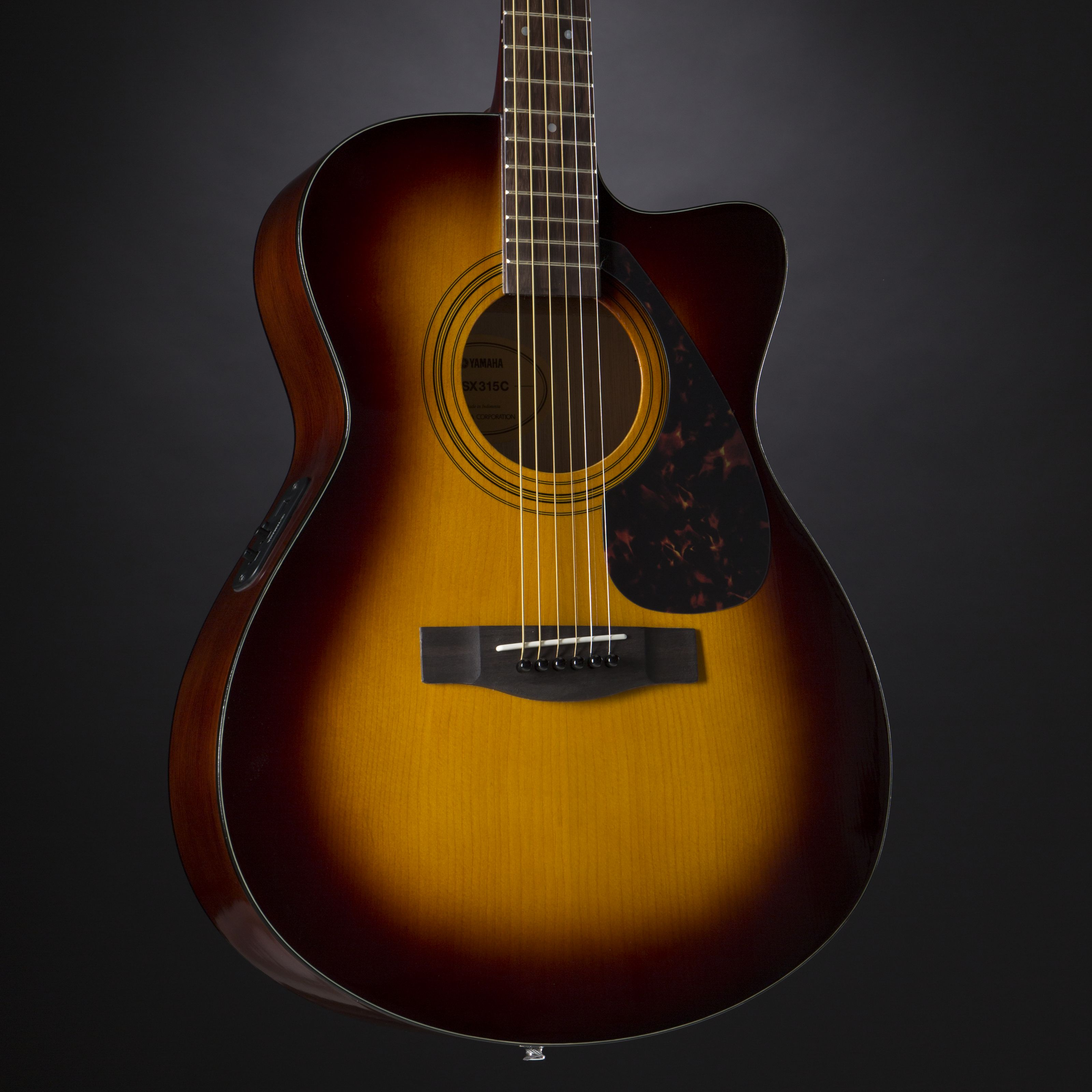Yamaha FSX 315 C TBS Tobacco Brown Sunburst