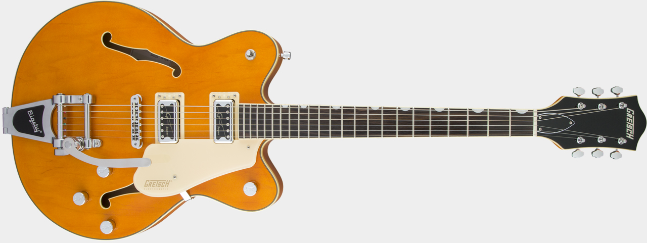 Gretsch G5622T Electromatic Bigsby Vintage Orange Front