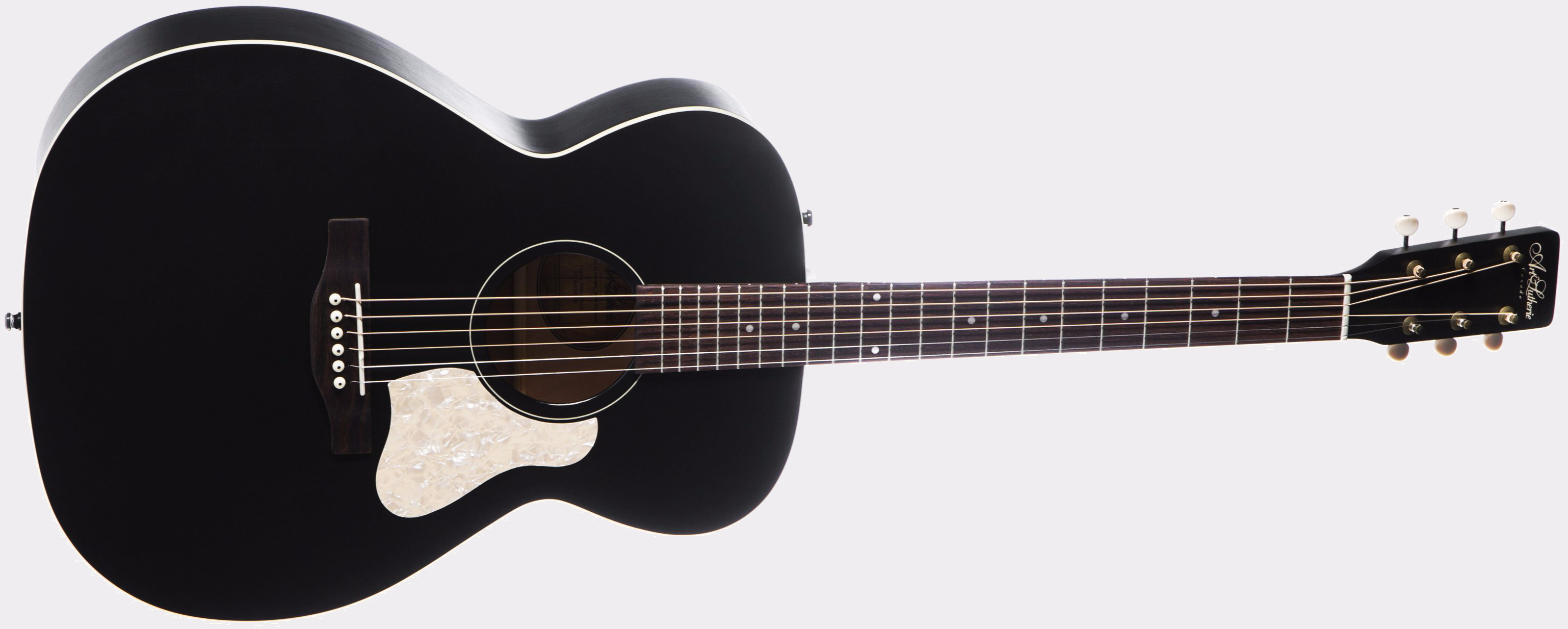 Art & Lutherie Legacy Faded Black Front