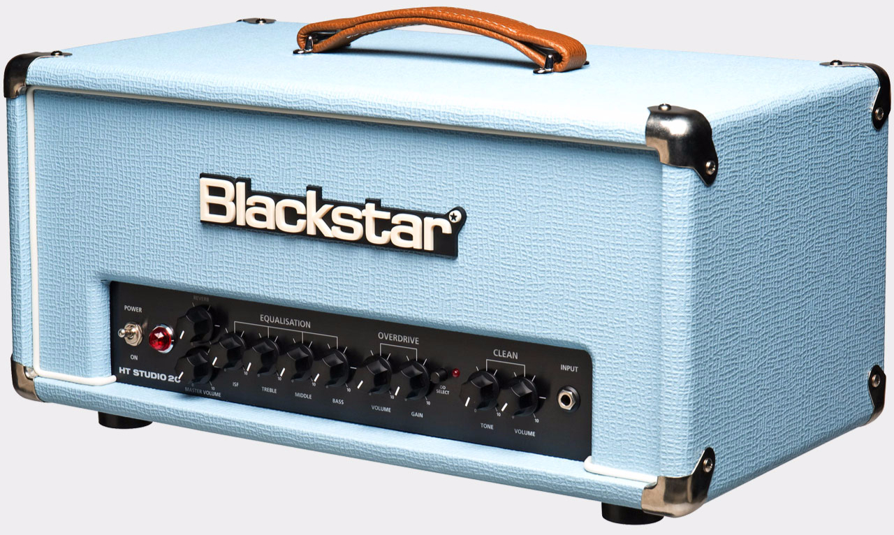 BLACKSTAR HT Studio 20H Head Blue Limited Edition