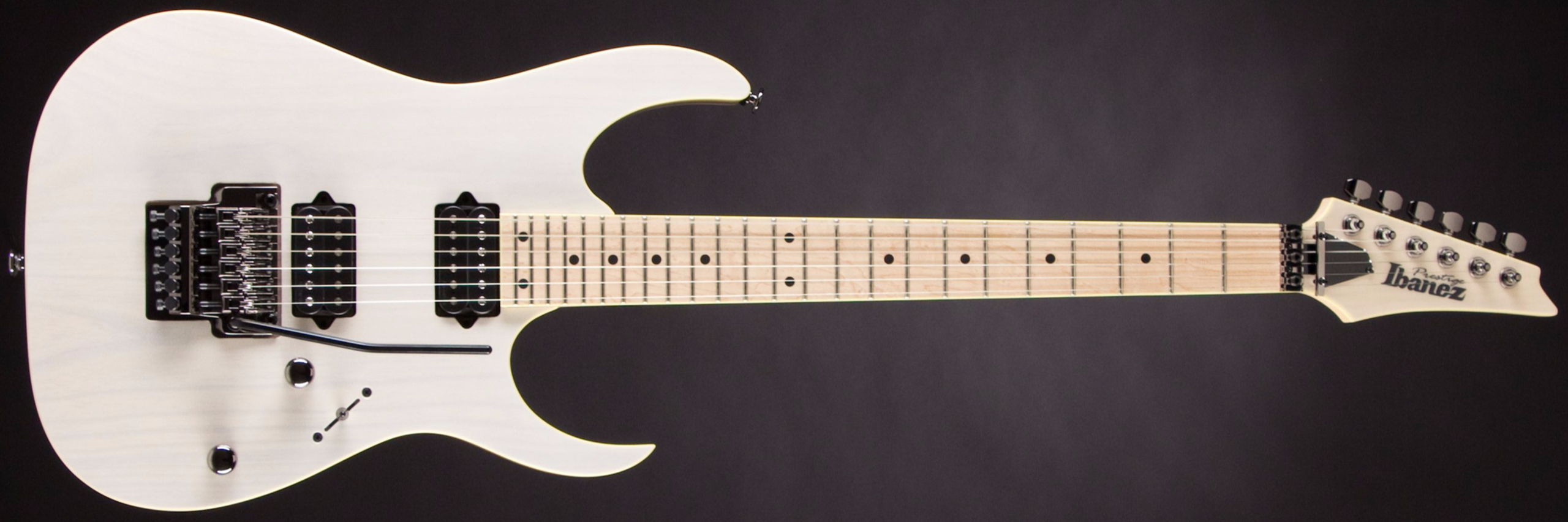 IBANEZ Prestige RG652AHM-AWD Antique White Blonde
