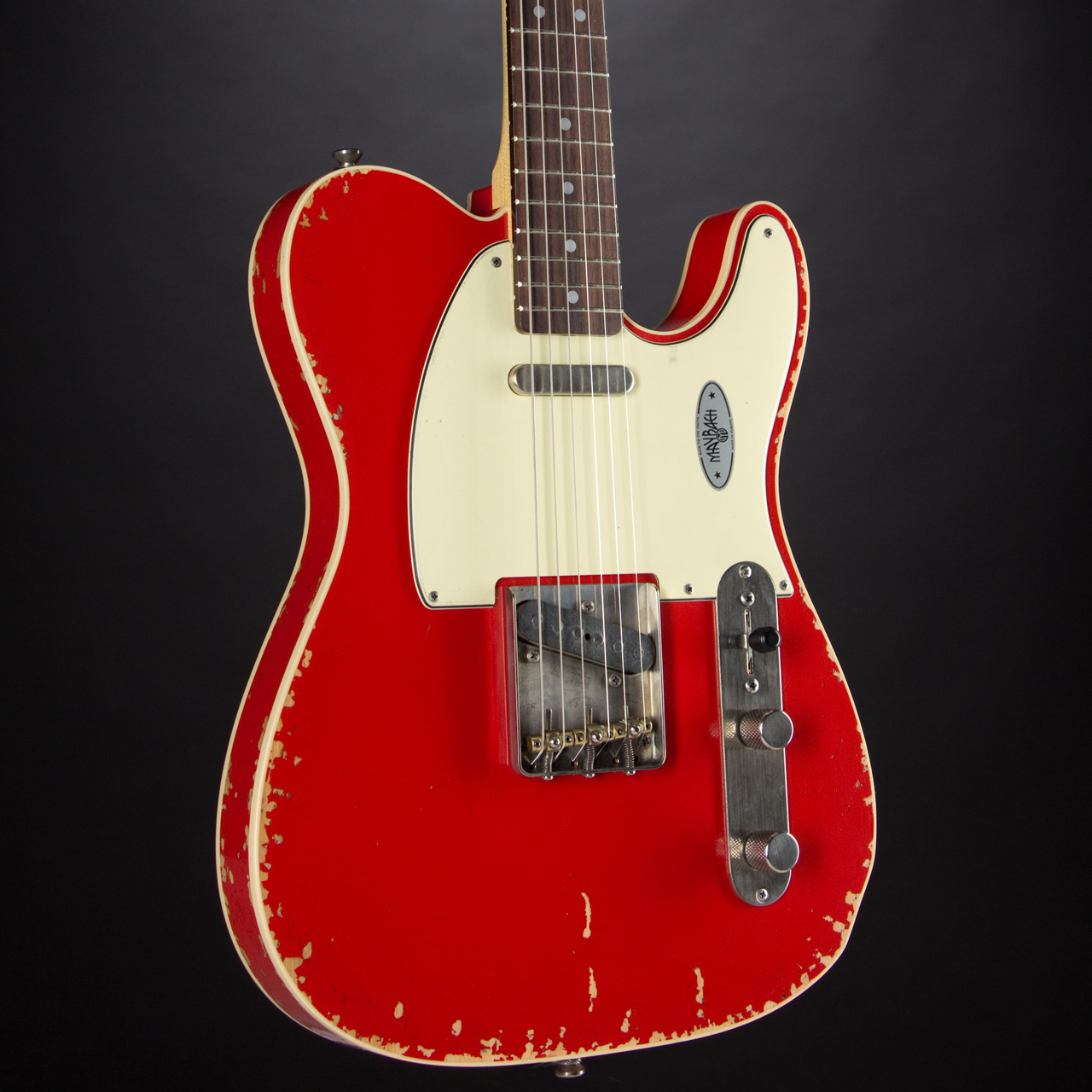 Maybach Teleman T61 Red Rooster Korpus
