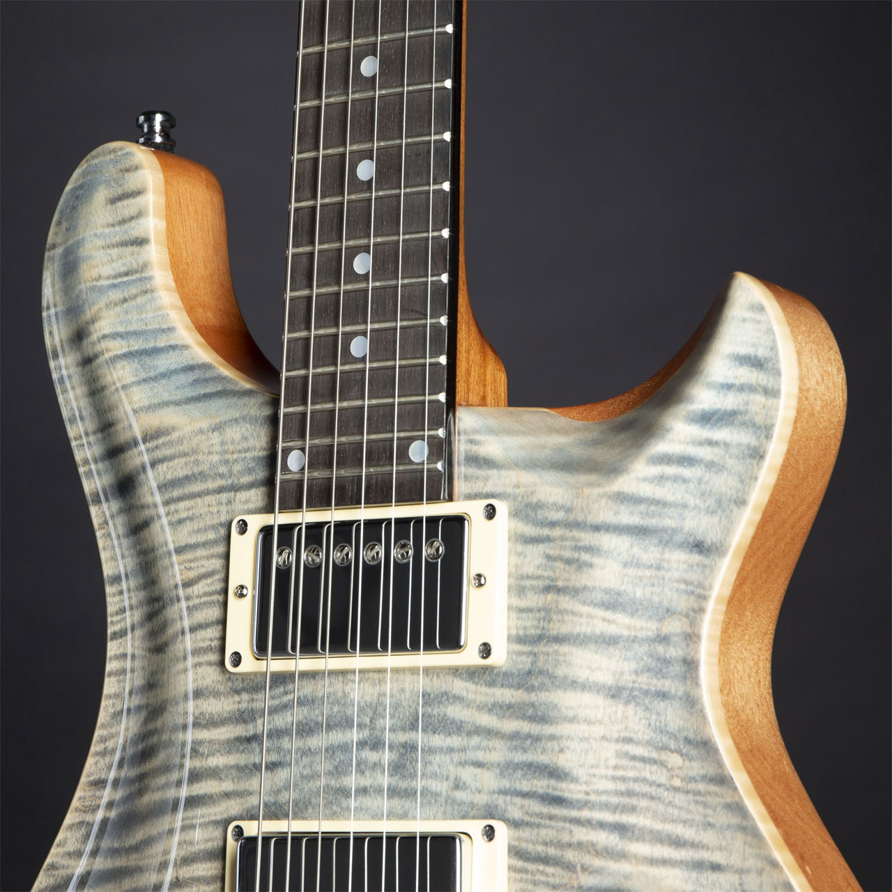 FAME Forum IV Classic Stonewashed Blue Highgloss Binding
