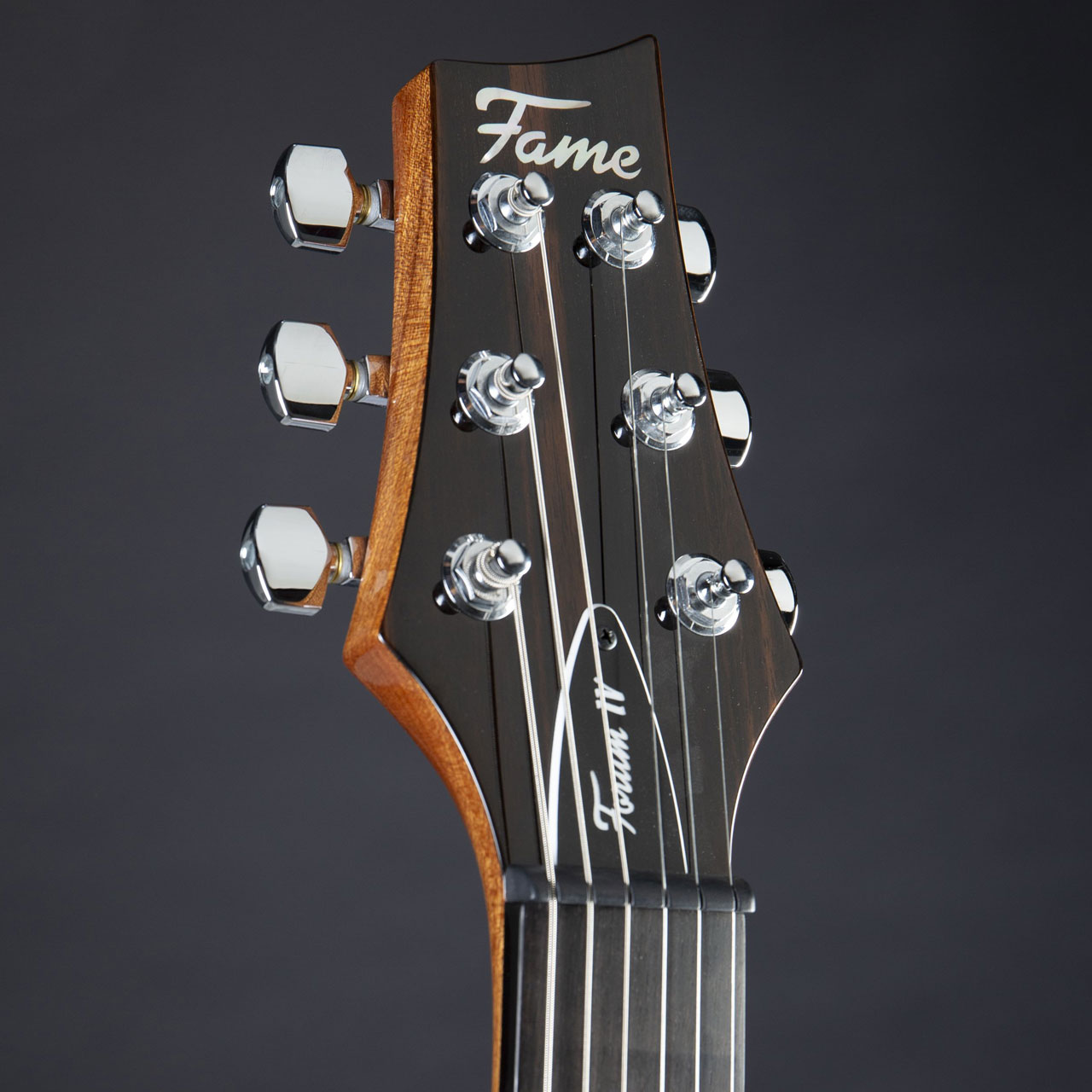 FAME Forum IV Classic Stonewashed Blue Highgloss Kopfplatte