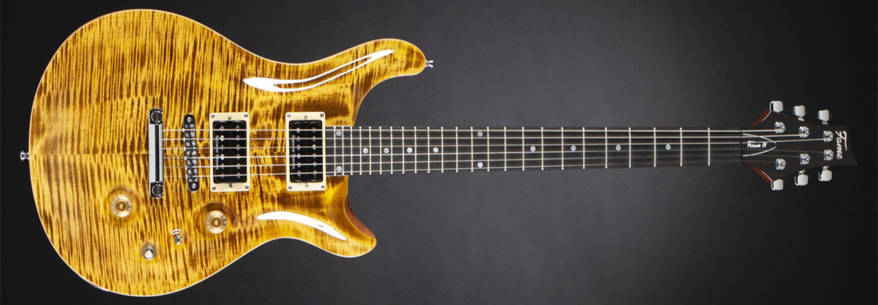 FAME Forum IV Modern Tiger Eye Highgloss