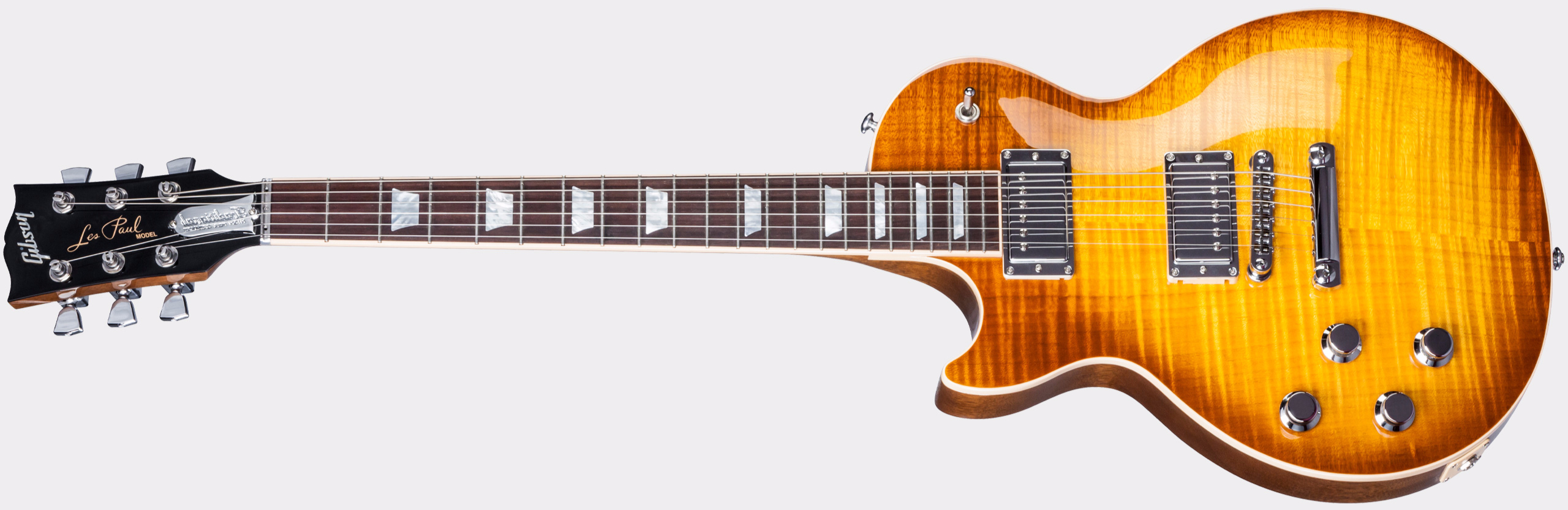 GIBSON Les Paul Traditional 2017 HP Lefthand Honey Burst