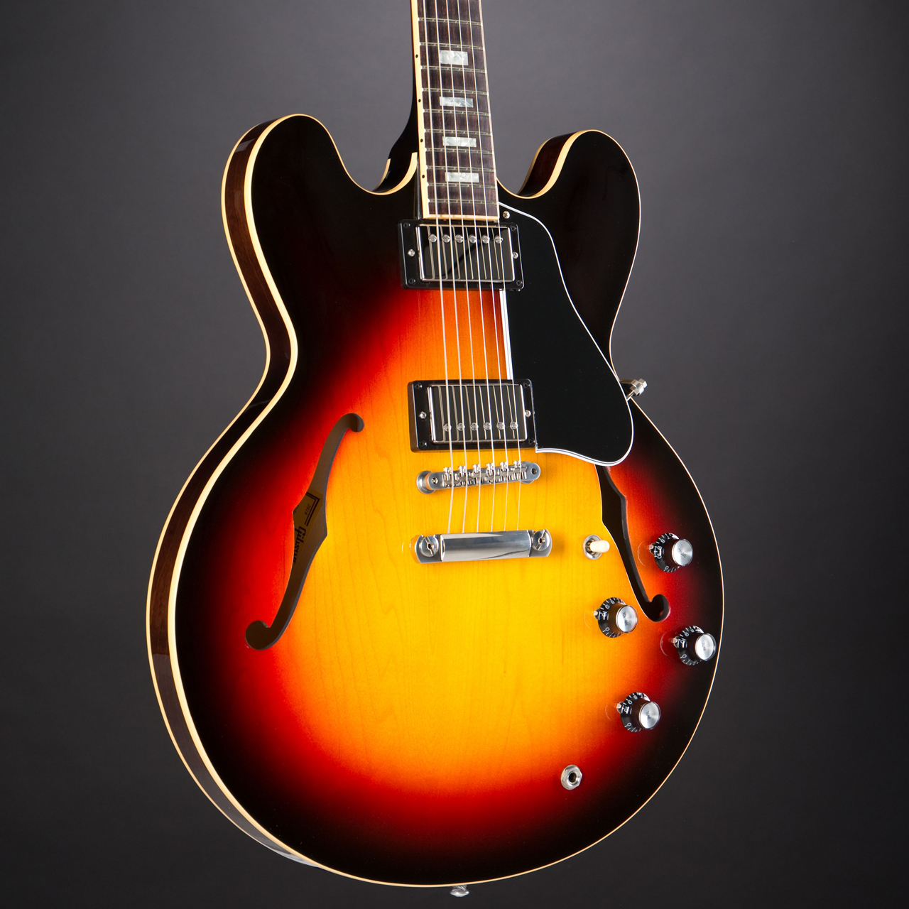 Gibson ES-335 Traditional 2018 Antique Sunburst 10318708 Korpus