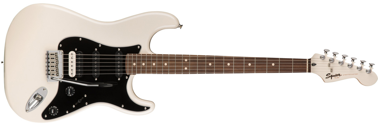 FENDER SQUIER Contemporary Stratocaster RW Pearl White