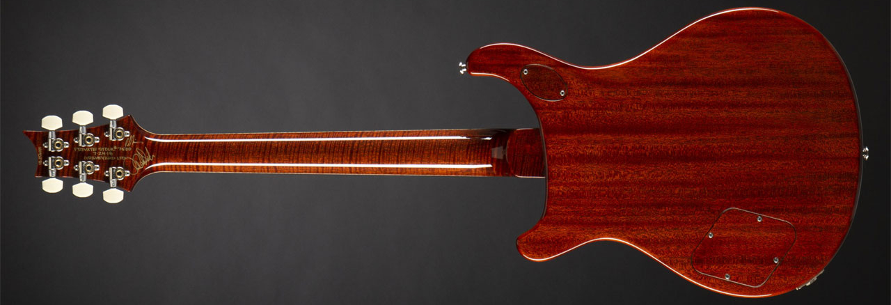 PRS Private Stock #PS7500 McCarty 594 Graveyard Rückseite