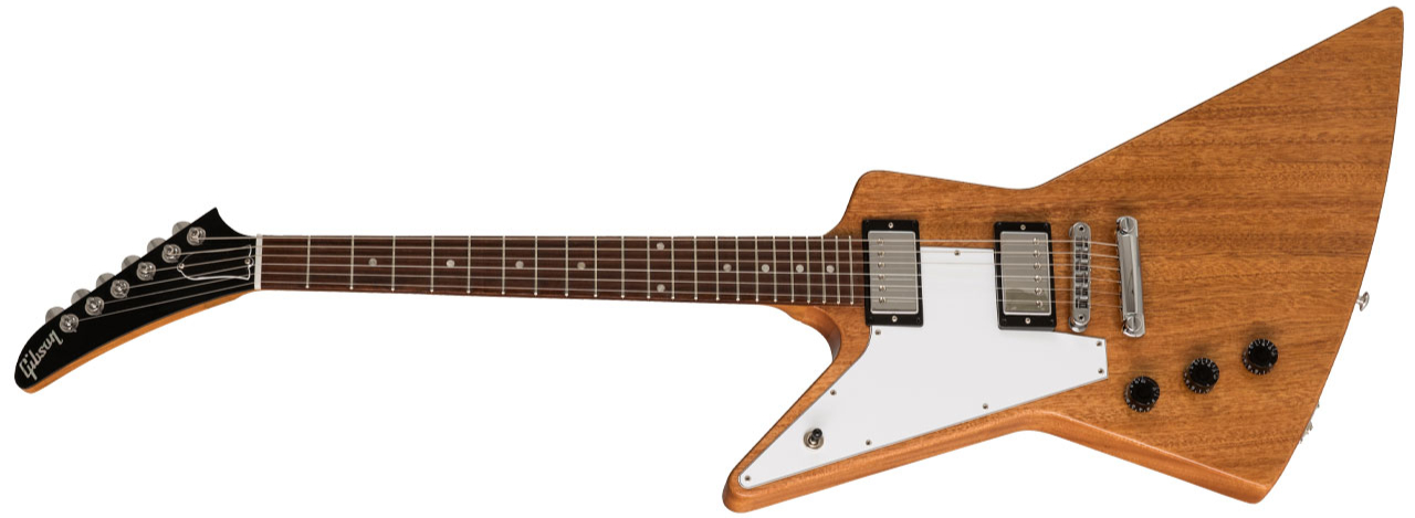 GIBSON Explorer 2019 Lefthand Antique Natural