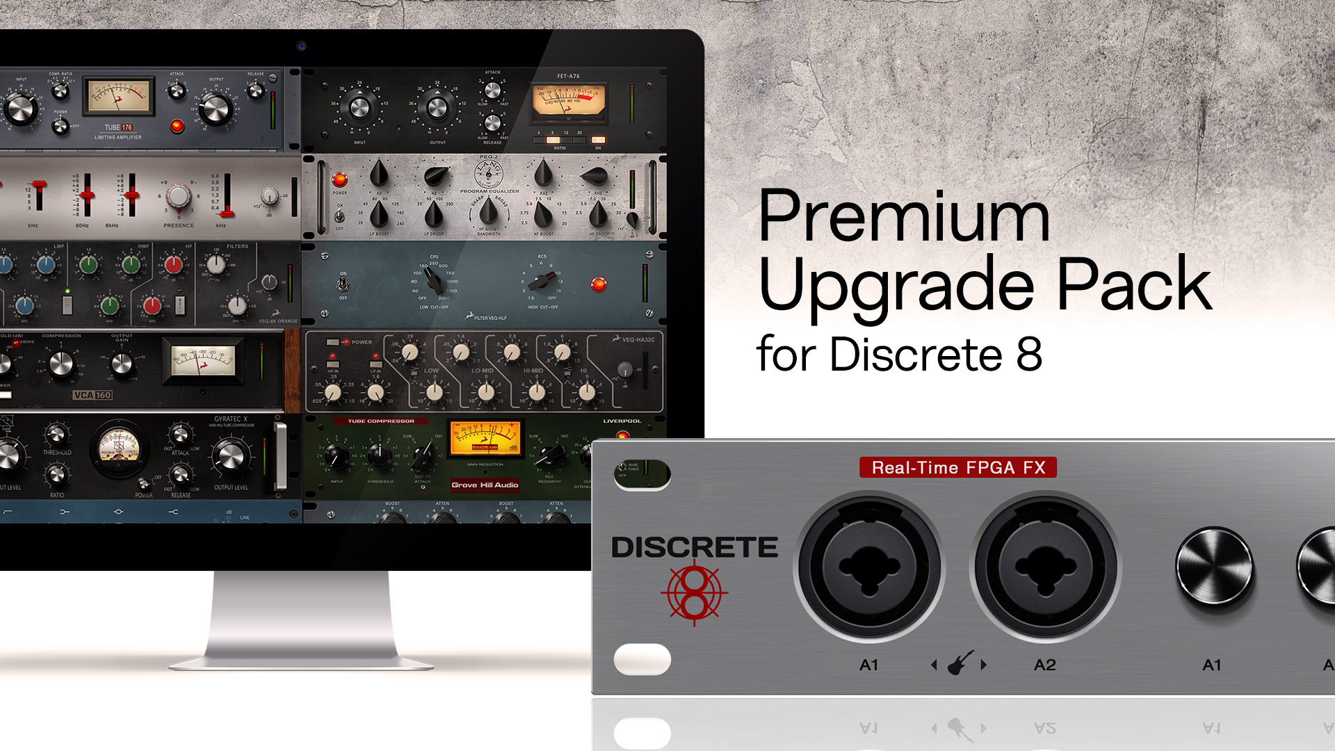premium upgrade pack discrete 8